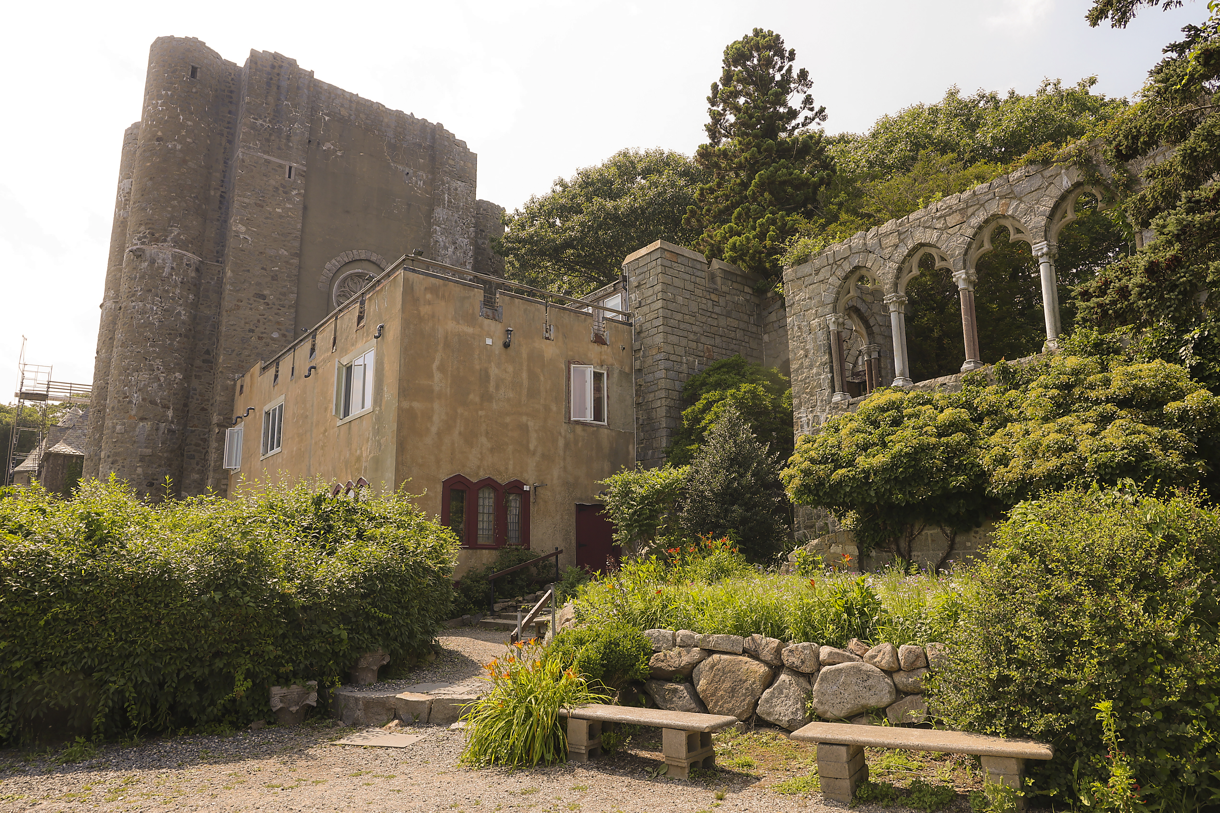 The Hammond Castle Museum was the home and laboratory of John Hays Hammond, Jr., an inventor who pioneered the study of the remote control and held more than four hundred patents.