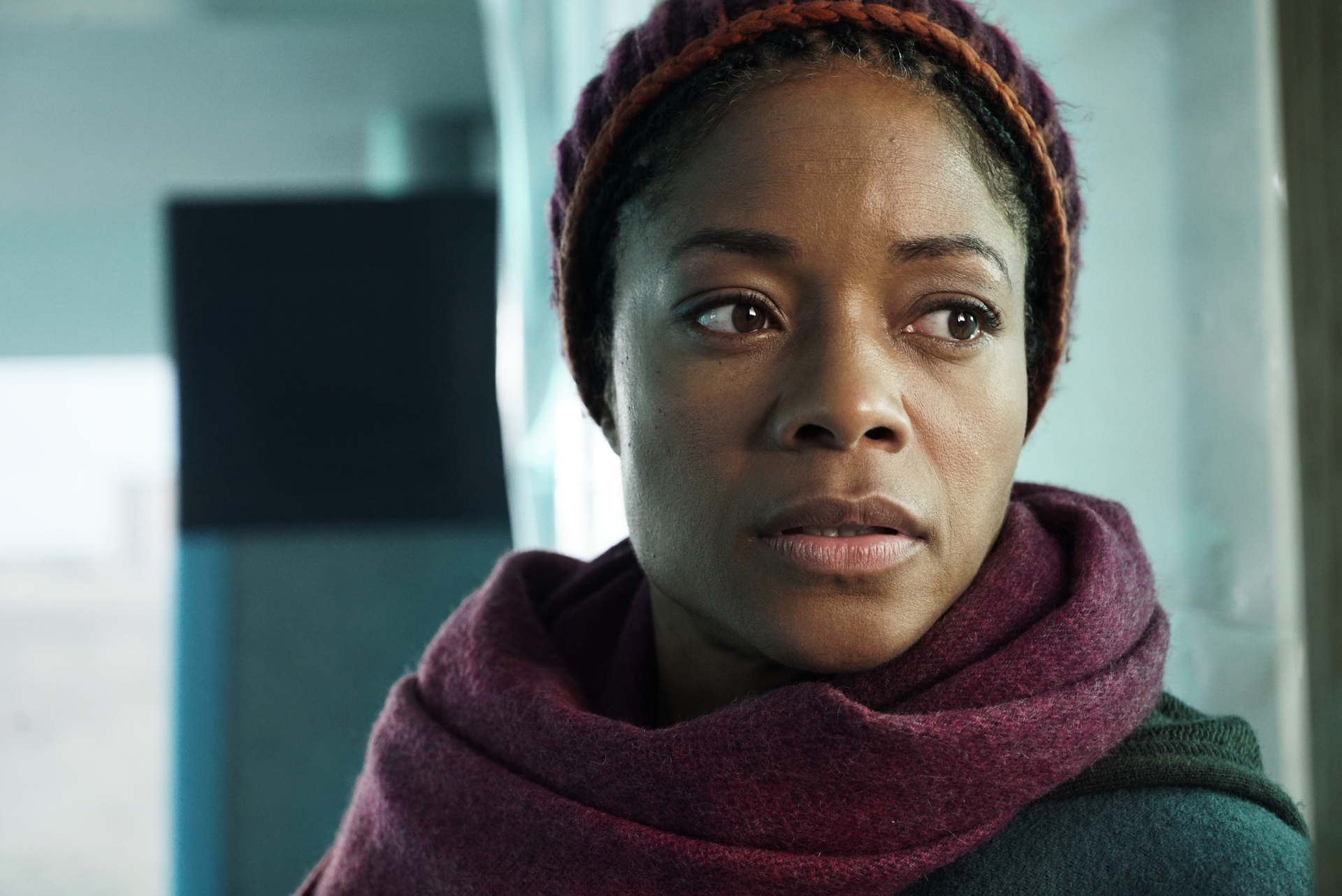 """Naomie Harris in the HBO series """"The Third Day."""""""