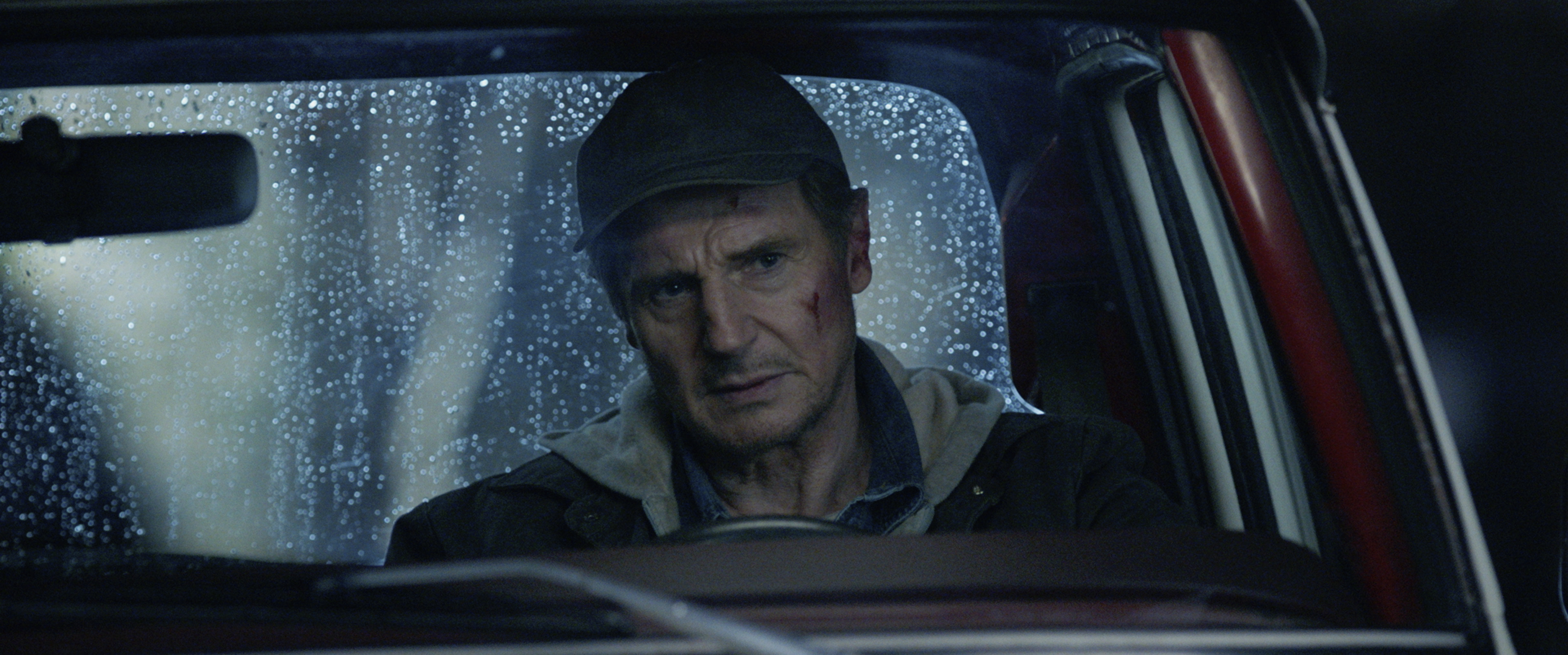 Liam Neeson In Honest Thief Taken By Surprise Well Not Exactly The Boston Globe