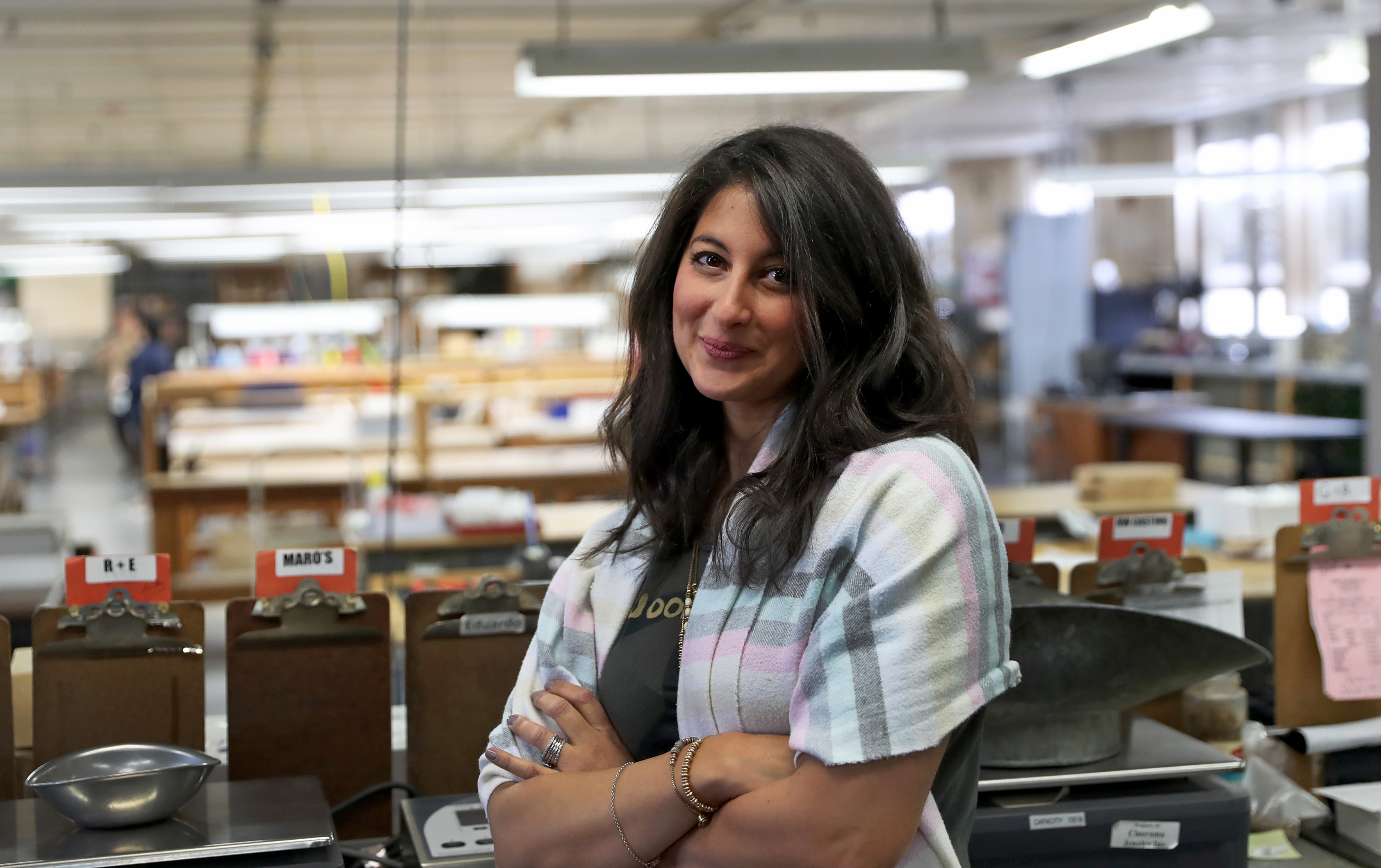 Rachel Ajaj of Air & Anchor.