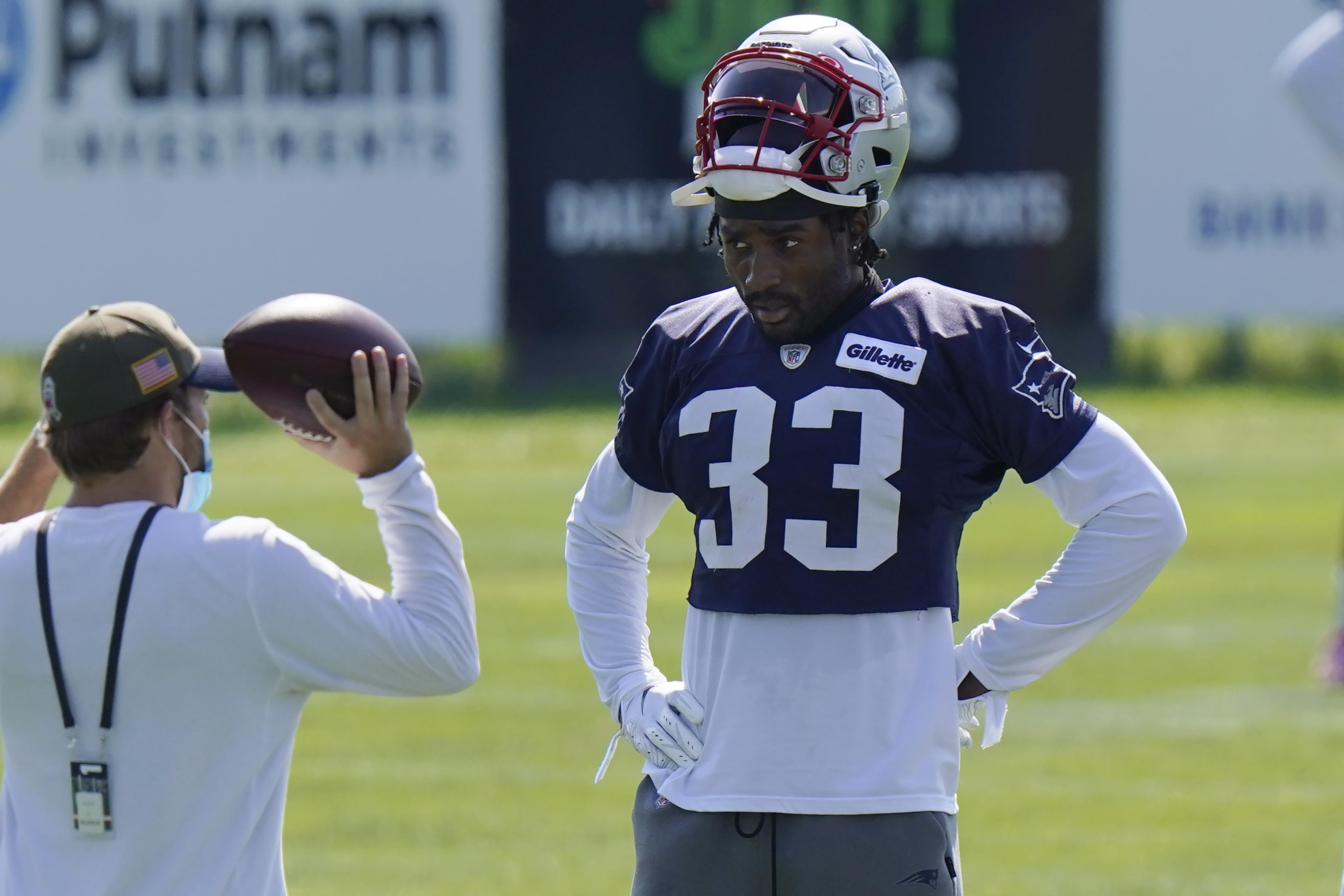Sunday's Patriots training camp report: Joejuan Williams among the shining  stars - The Boston Globe