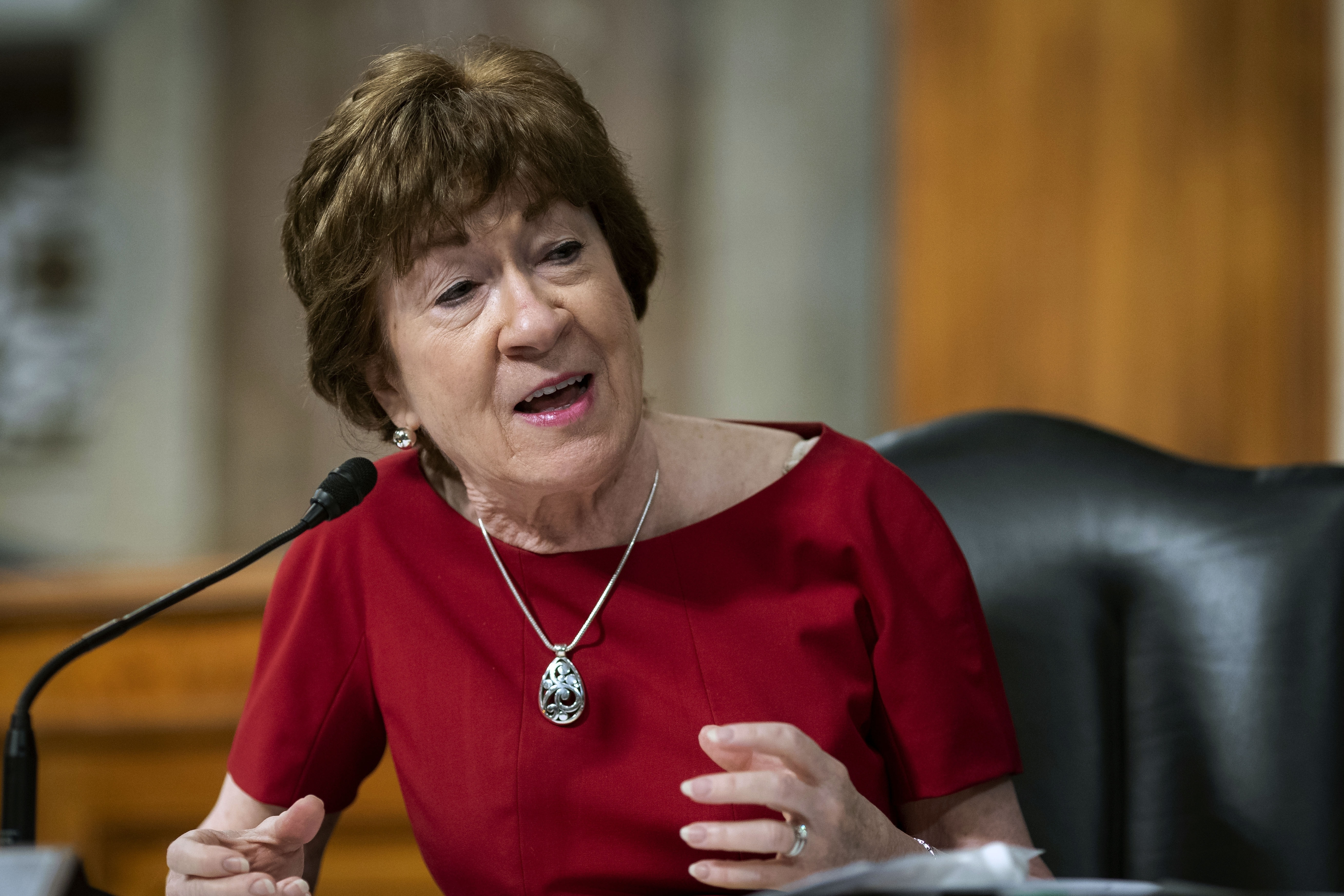 bostonglobe.com - Editorial Board - Susan Collins is no longer a good fit for Maine