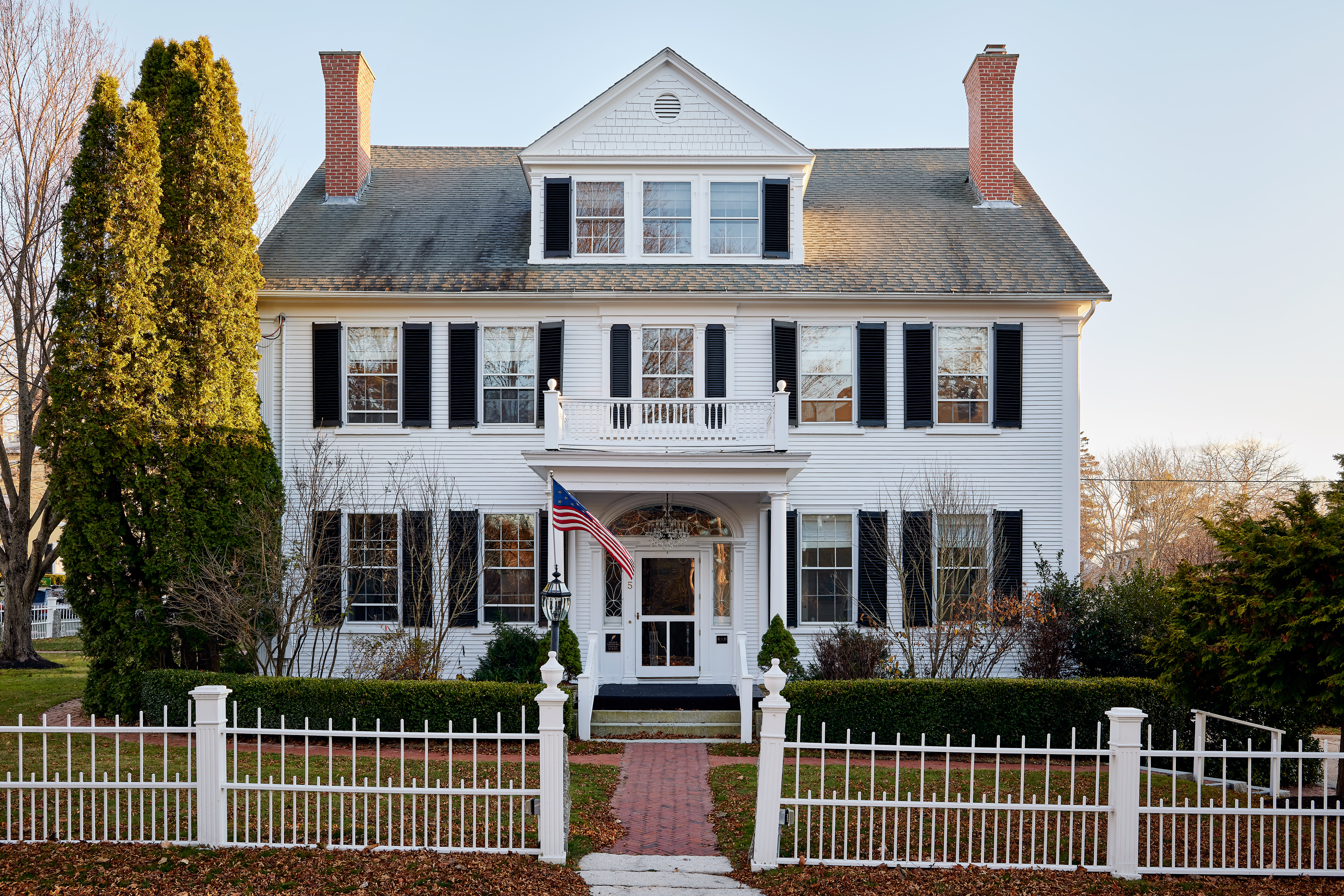 William Jefferds House.