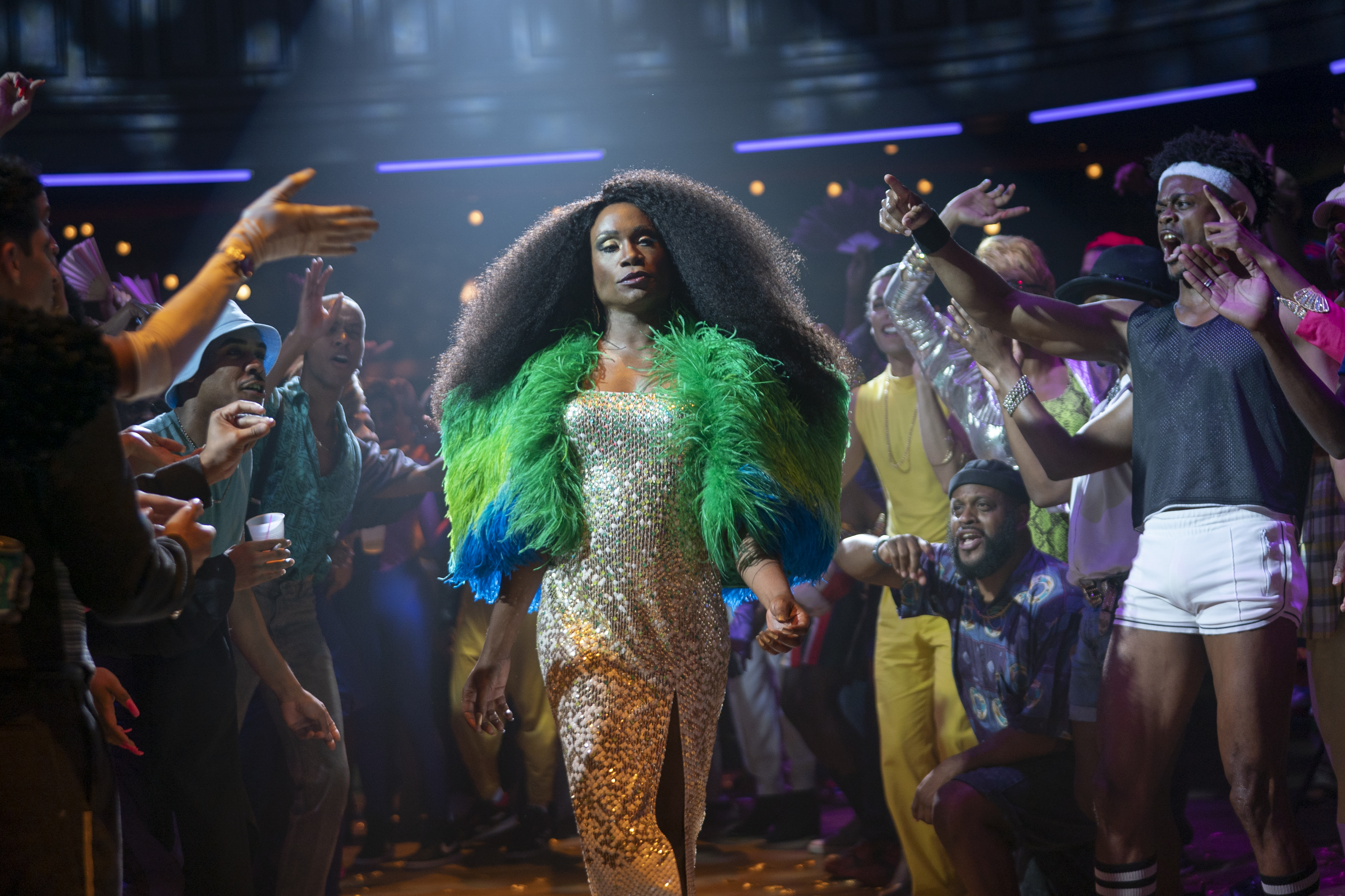 "Billy Porter as Pray Tell in ""Pose"" on FX"