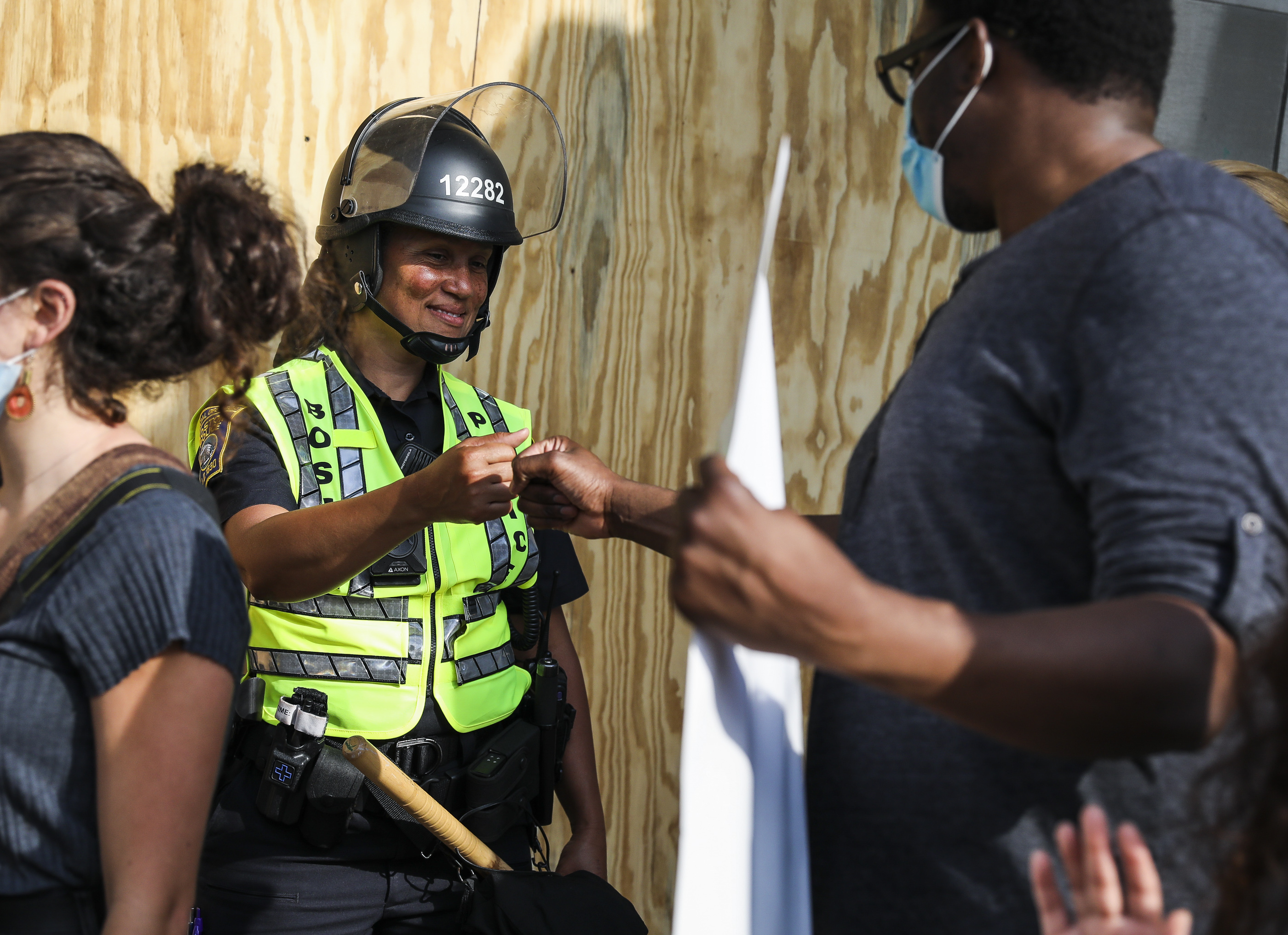 Police Unions Must Police Their Members The Boston Globe