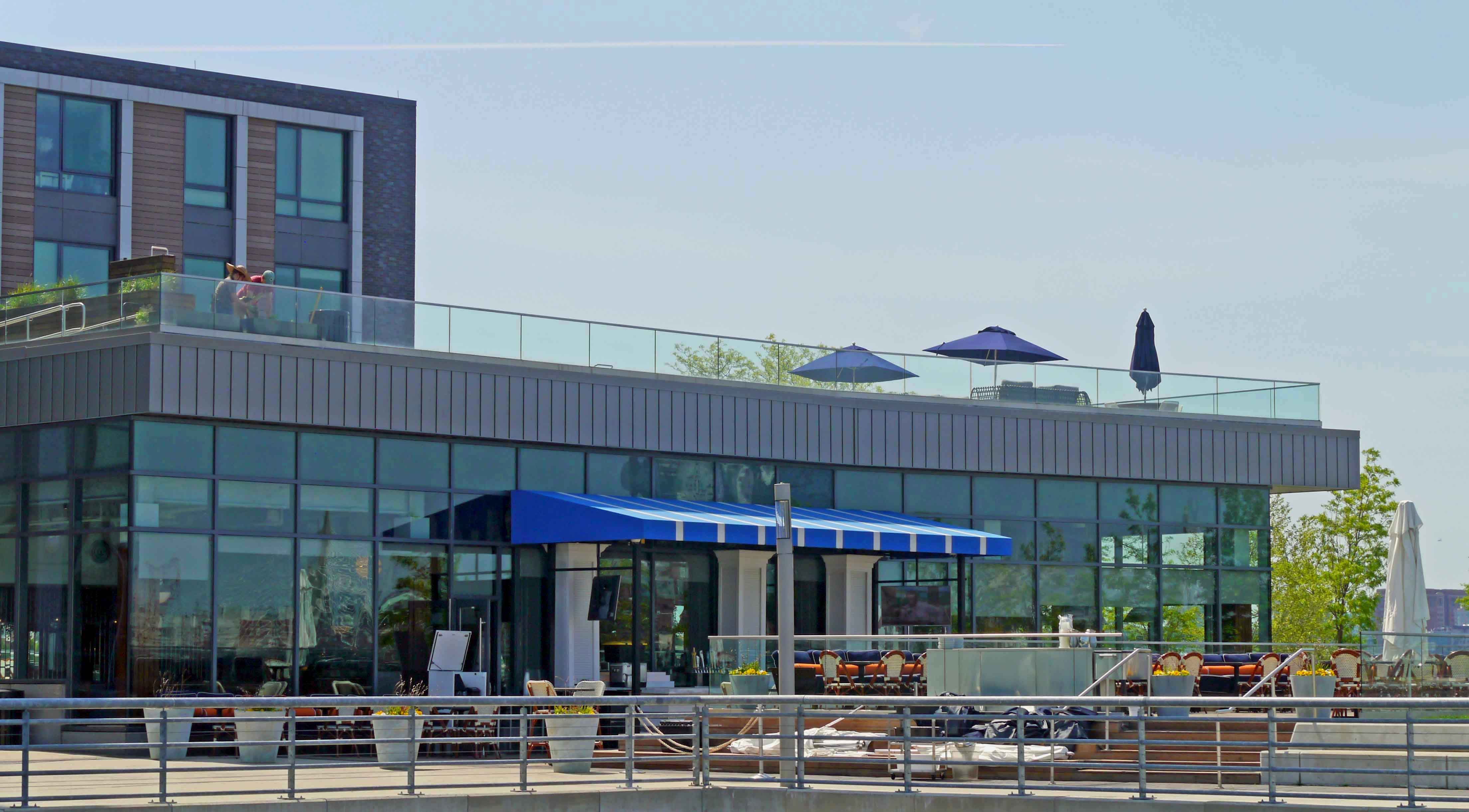 ReelHouse occupies a prime location on the East Boston waterfront, directly across from the Charlestown Piers.