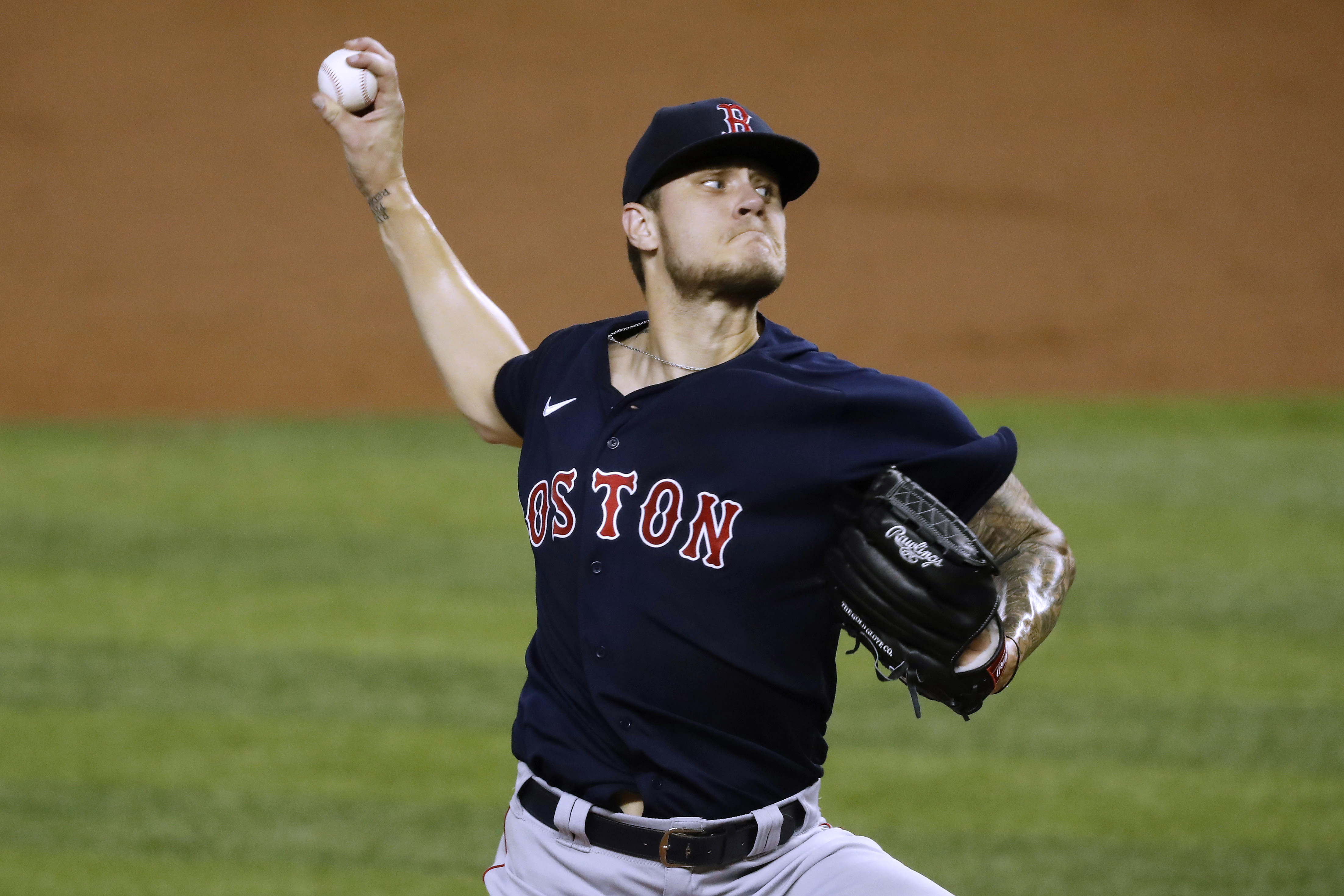 Tanner Houck's first season in Boston has impressively made him a top Boston sports athlete.