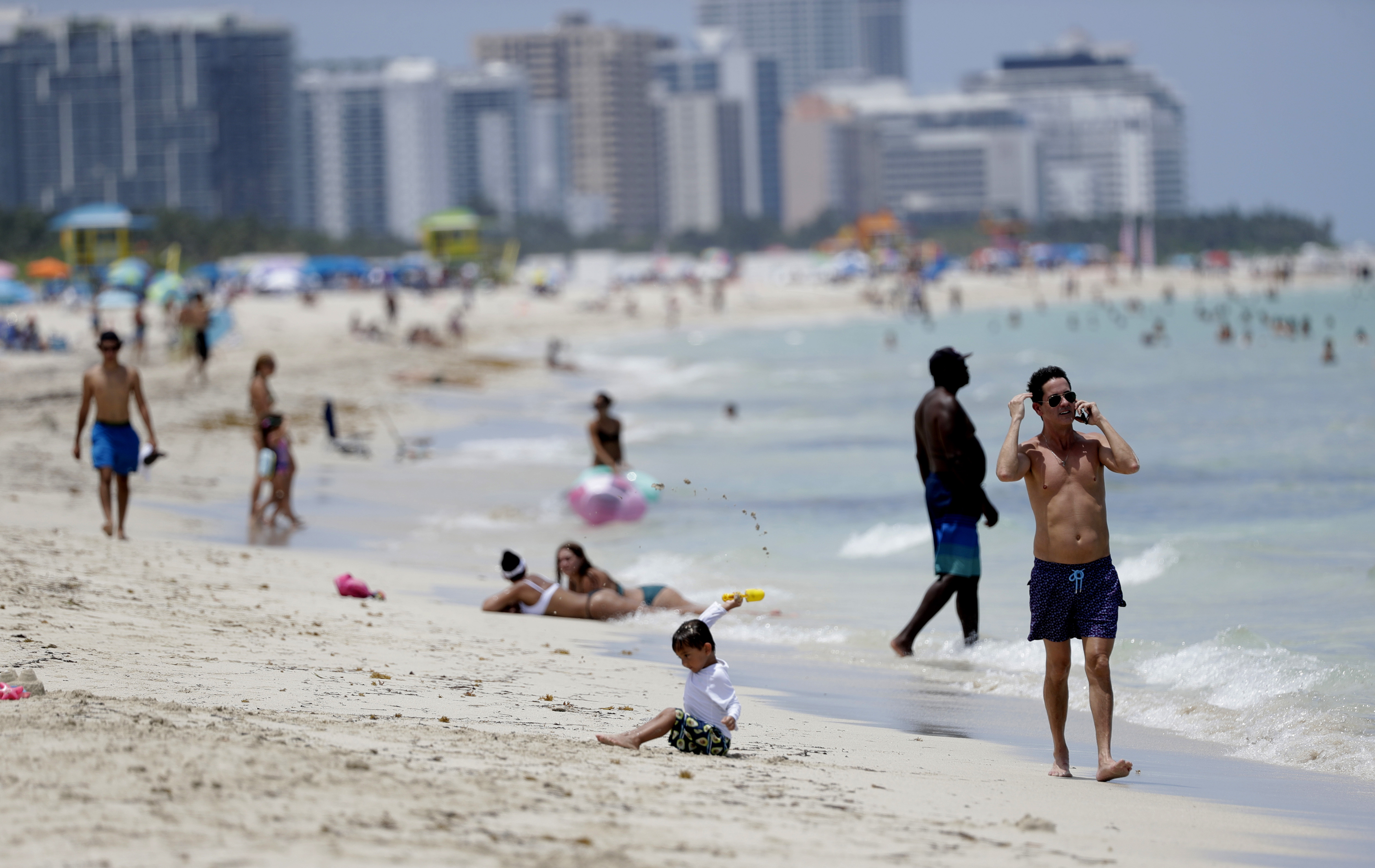 bostonglobe.com - Ian Fisher - Florida coronavirus deaths double after rise in cases in that state
