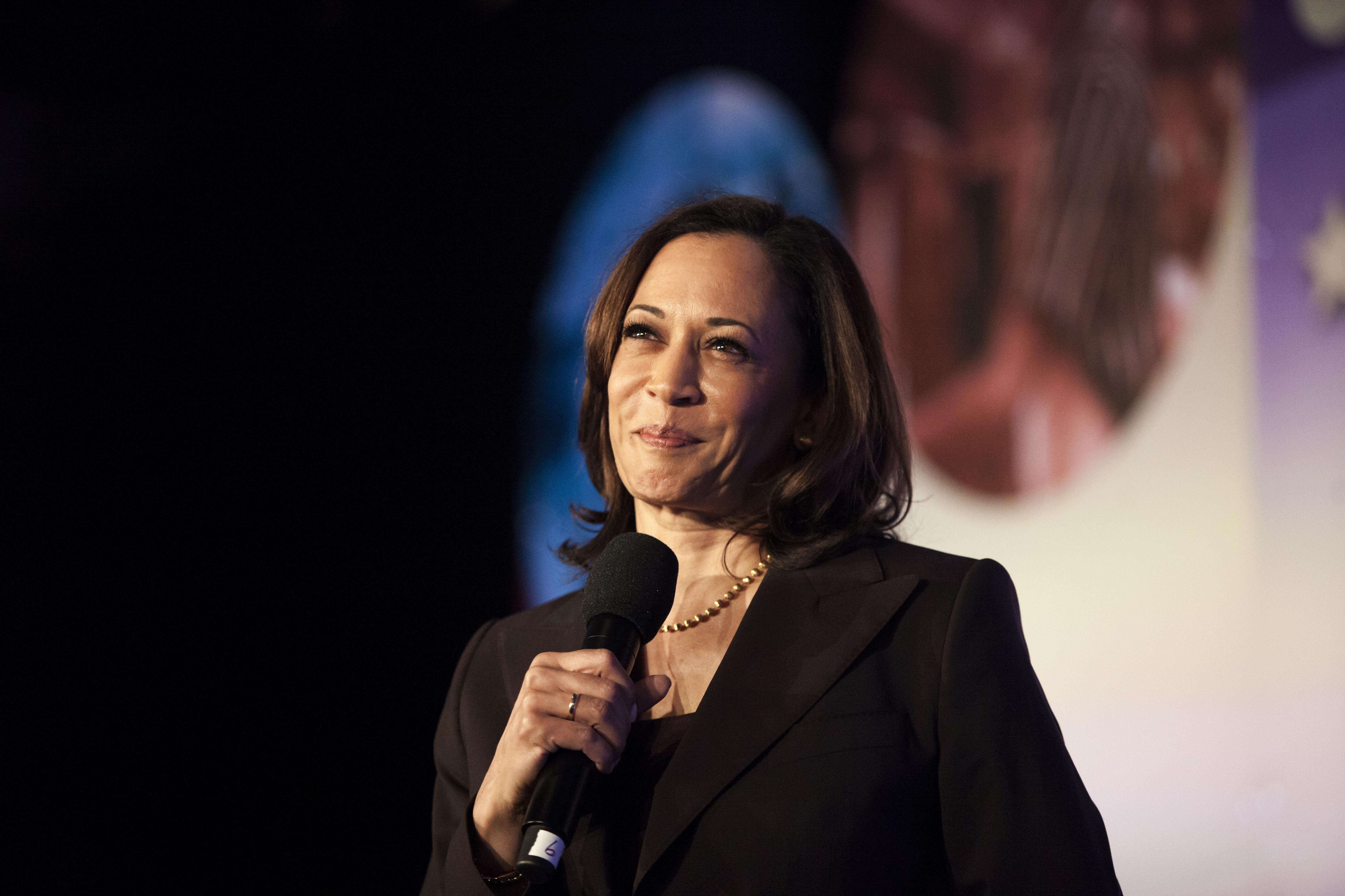Kamala Harris Is Both A Historic And Flawed Candidate The Boston Globe