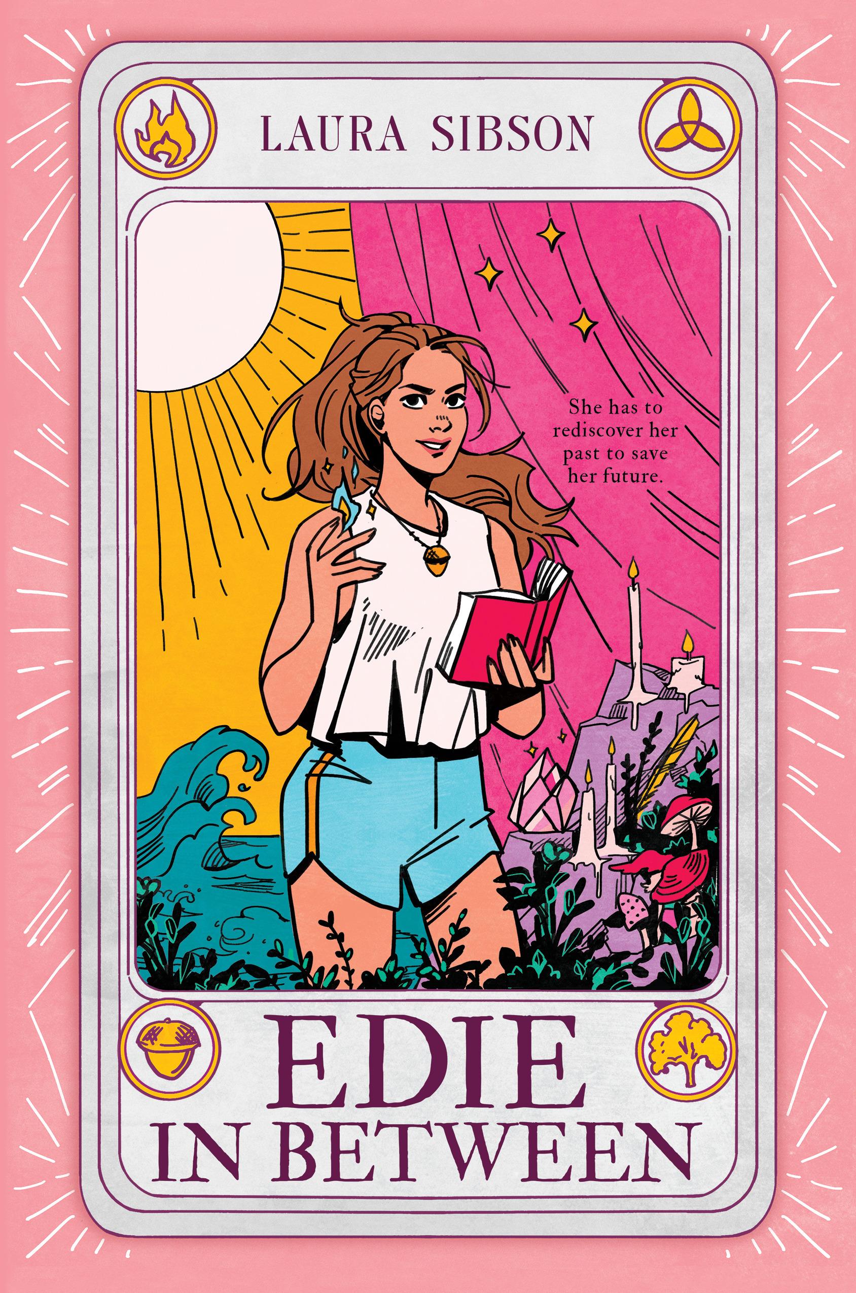 """""""Edie in between"""" by Laura Sibson"""