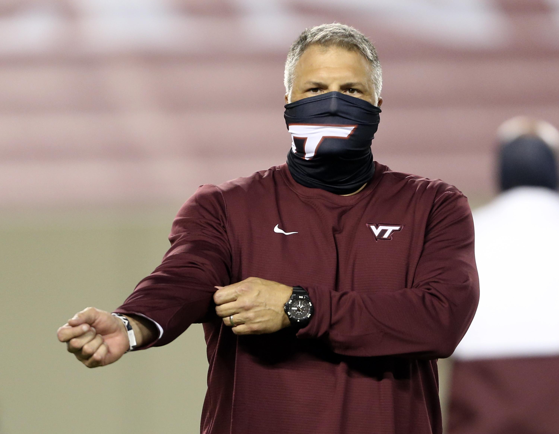 Virginia Tech S Football Team Still Beset By Covid 19 Issues The Boston Globe