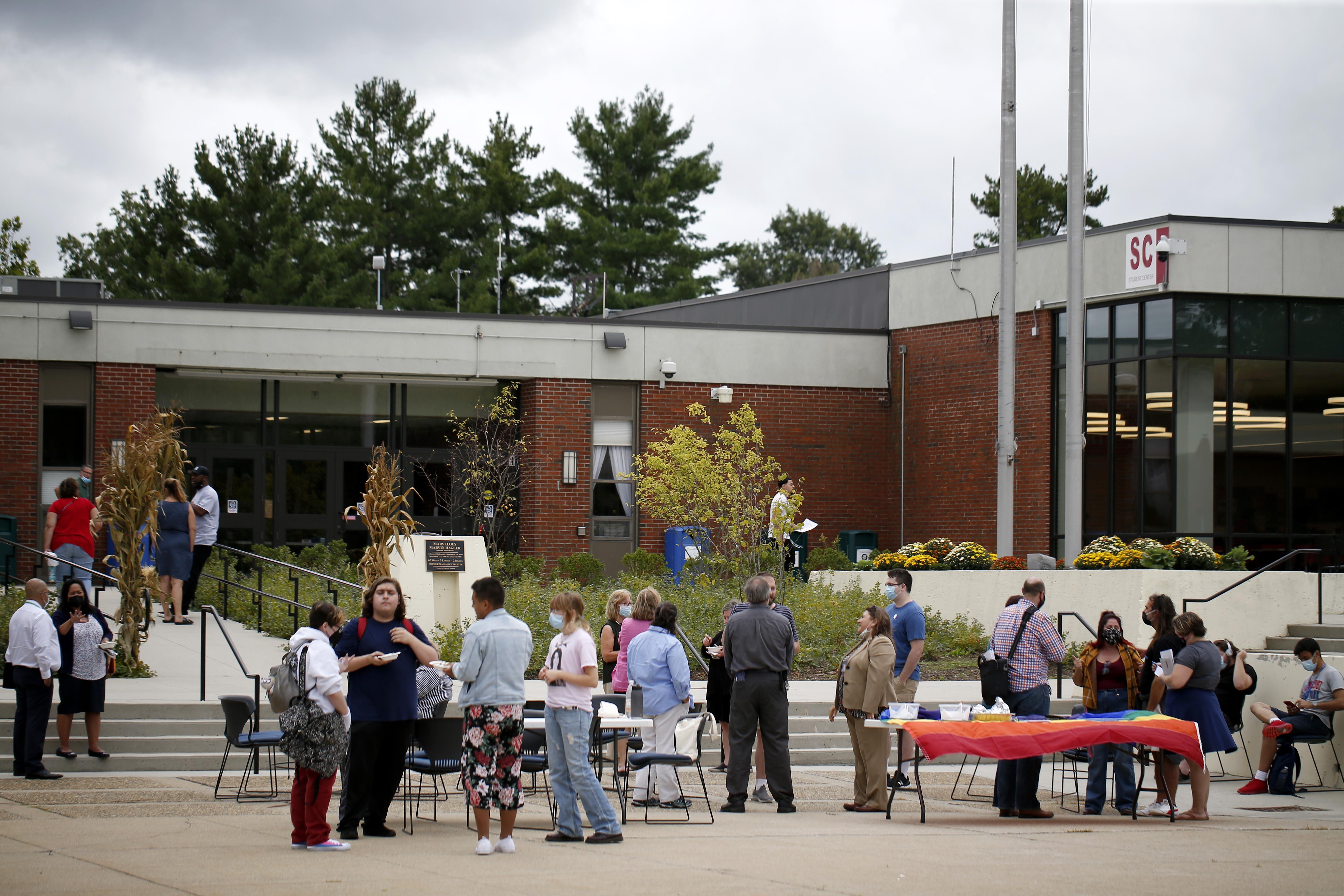 The Brockton campus of Massasoit Community College.