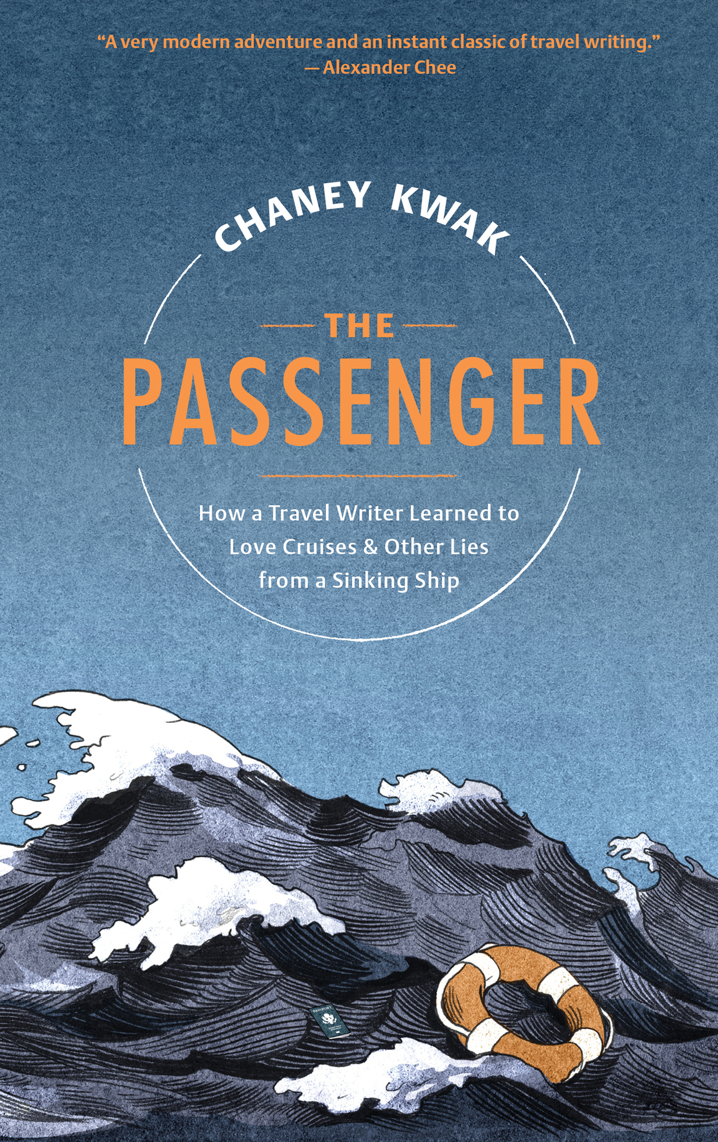 """""""The Passenger"""" by Chaney Kwak."""