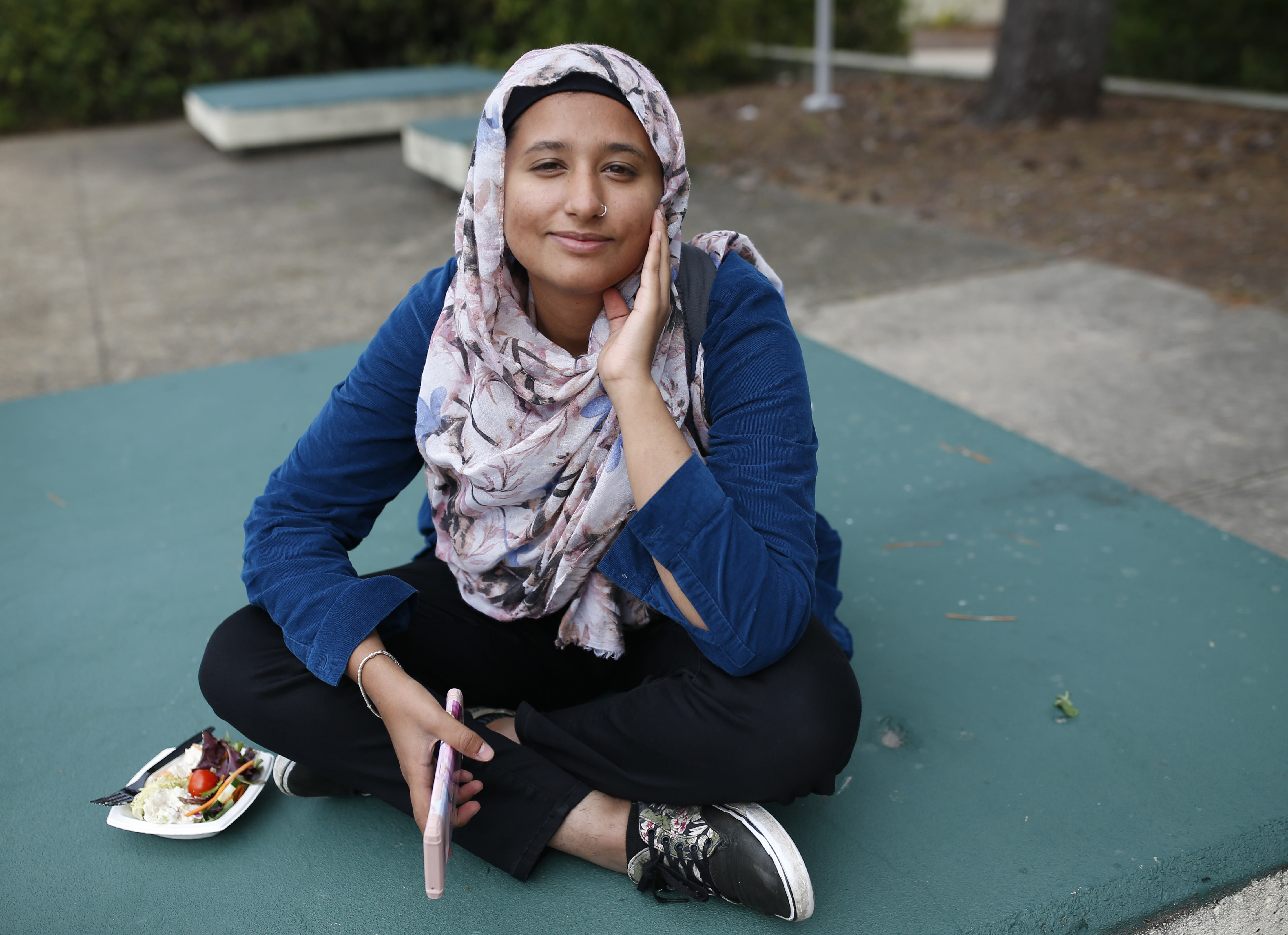 Alieza Inam is a biology student at the Brockton campus of Massasoit Community College.
