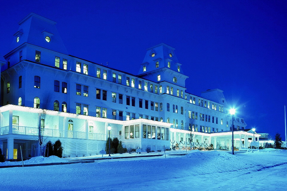 The grand Wentworth by the Sea.