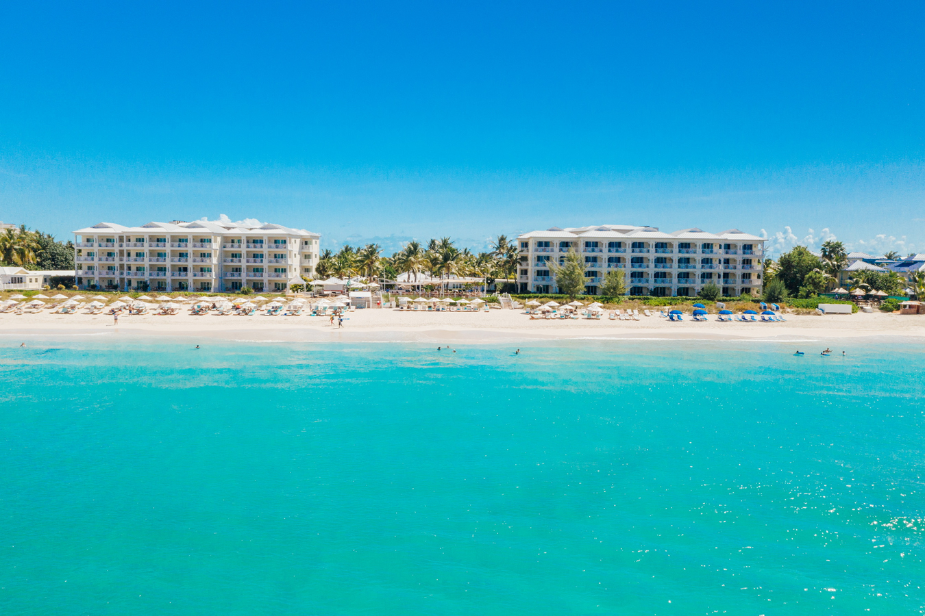 The Alexandra Resort's 50 percent discount offer - valid for stays until December 22nd - is intended to attract visitors to its all-inclusive resort on the famous Grace Bay Beach in Turks & Caicos.