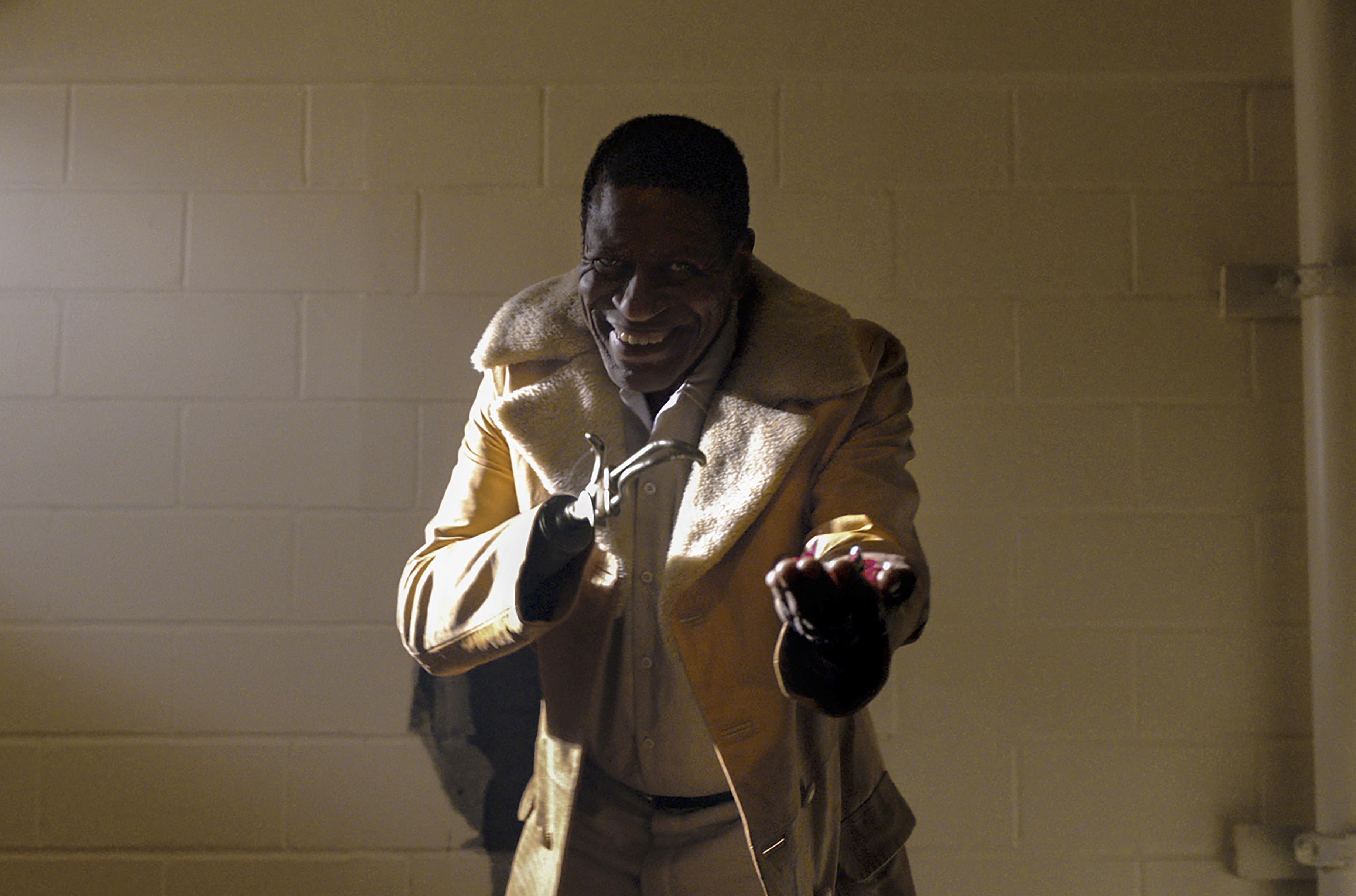 "Michael Hargrove in ""Candyman."""