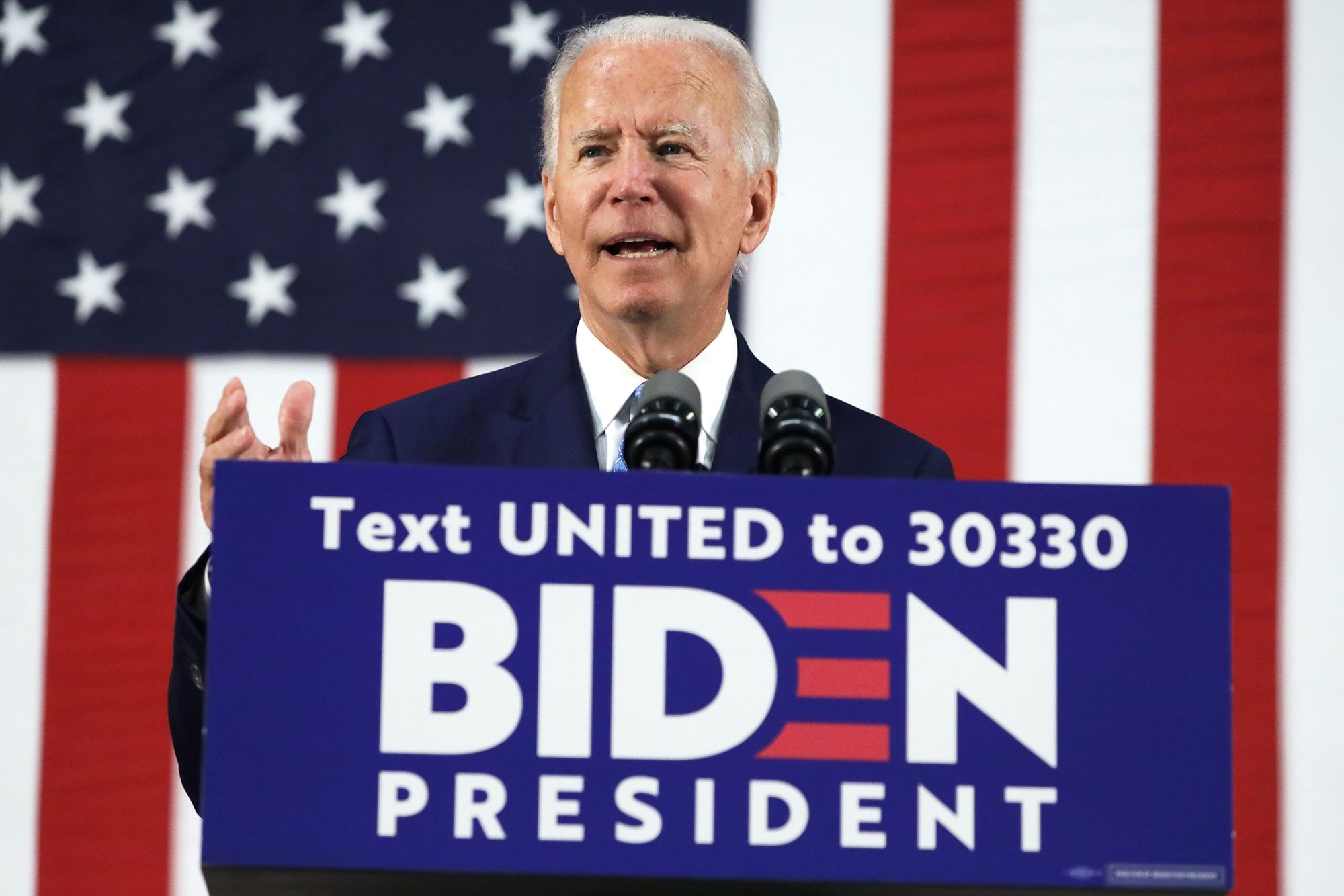 Joe Biden S Running Mate May Matter Less In 2020 Than In Any Election In A Generation Here S Why The Boston Globe