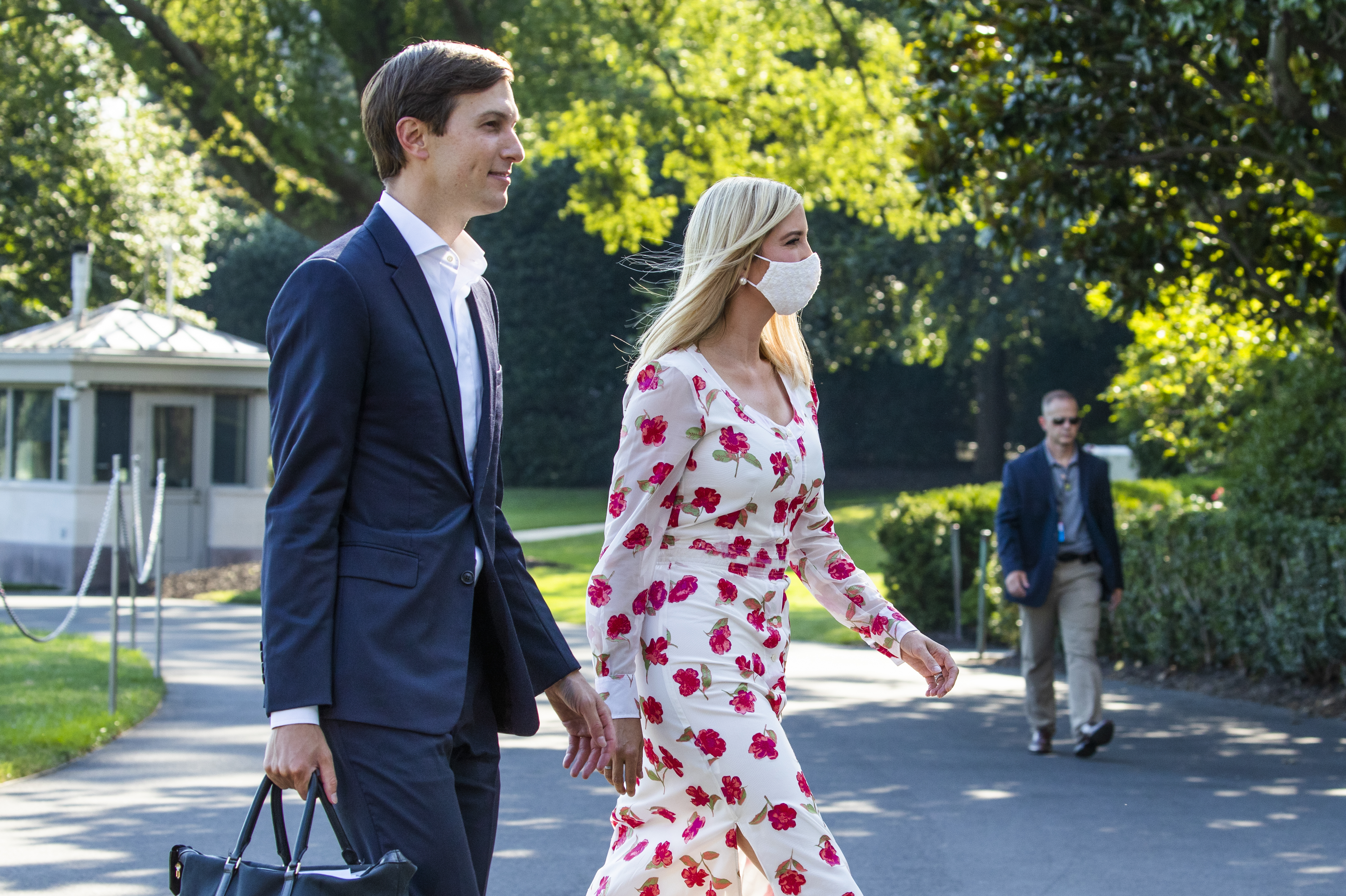 Ivanka Trump And Jared Kushner Earned At Least 36 Million In Outside Income Last Year New Disclosures Show The Boston Globe