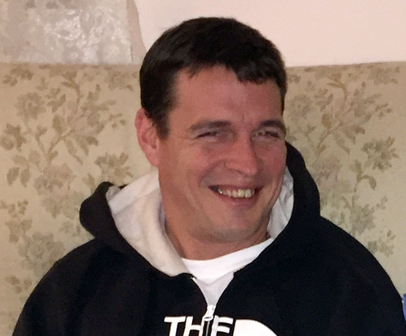 """Edward """"Jay"""" Isberg Jr., 42, of Wilmington, in December, 2017. Isberg died in July while in custody at the Suffolk County House of Correction."""