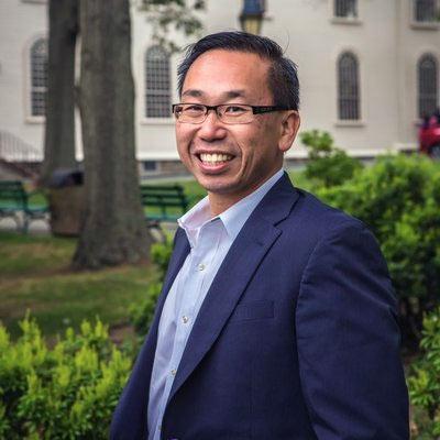 The Mayor of Cranston, Allan W. Fung