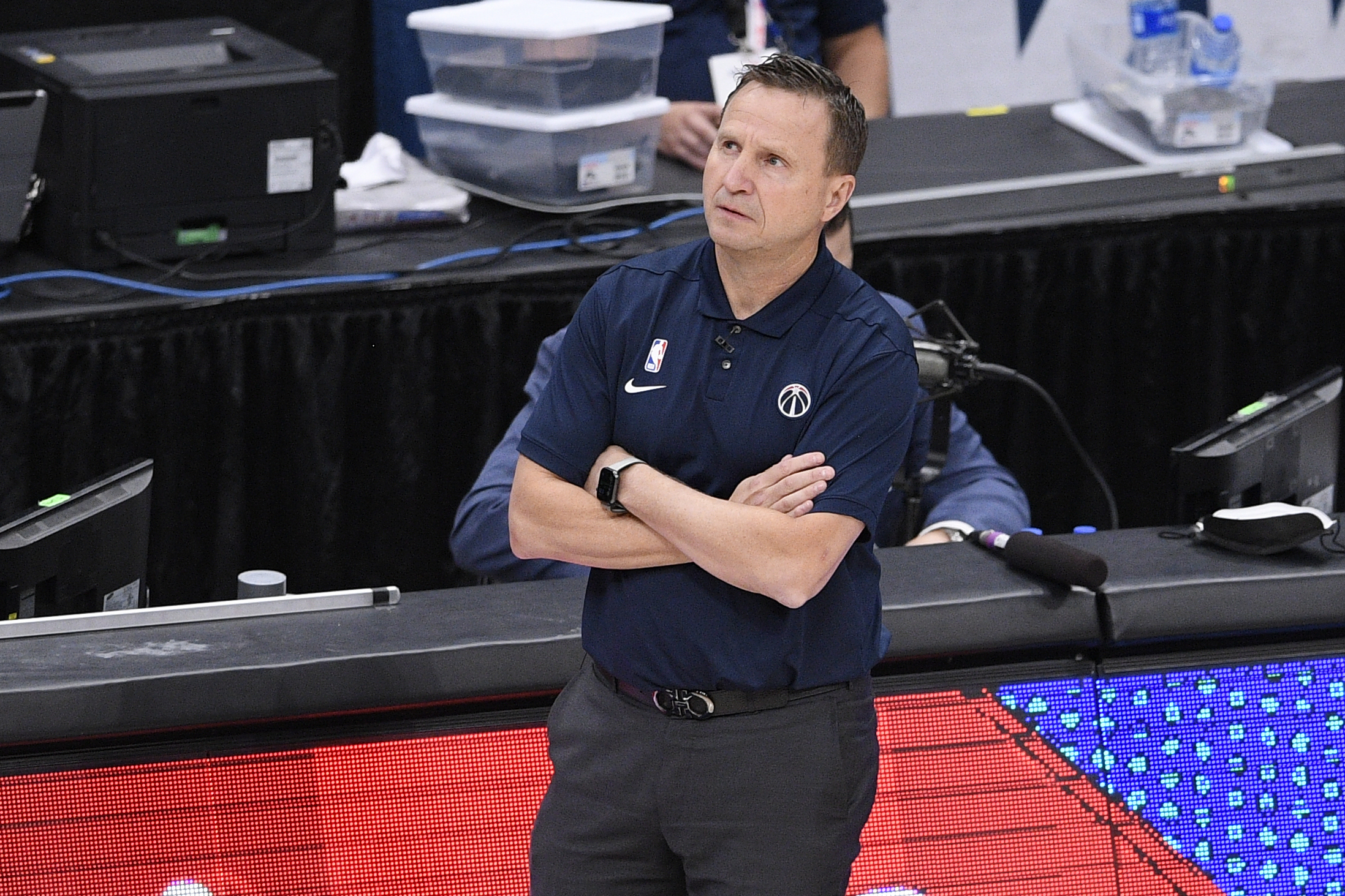 The Wizards parted way with coach Scott Brooks this week, adding to a long list of coaching vacancies.
