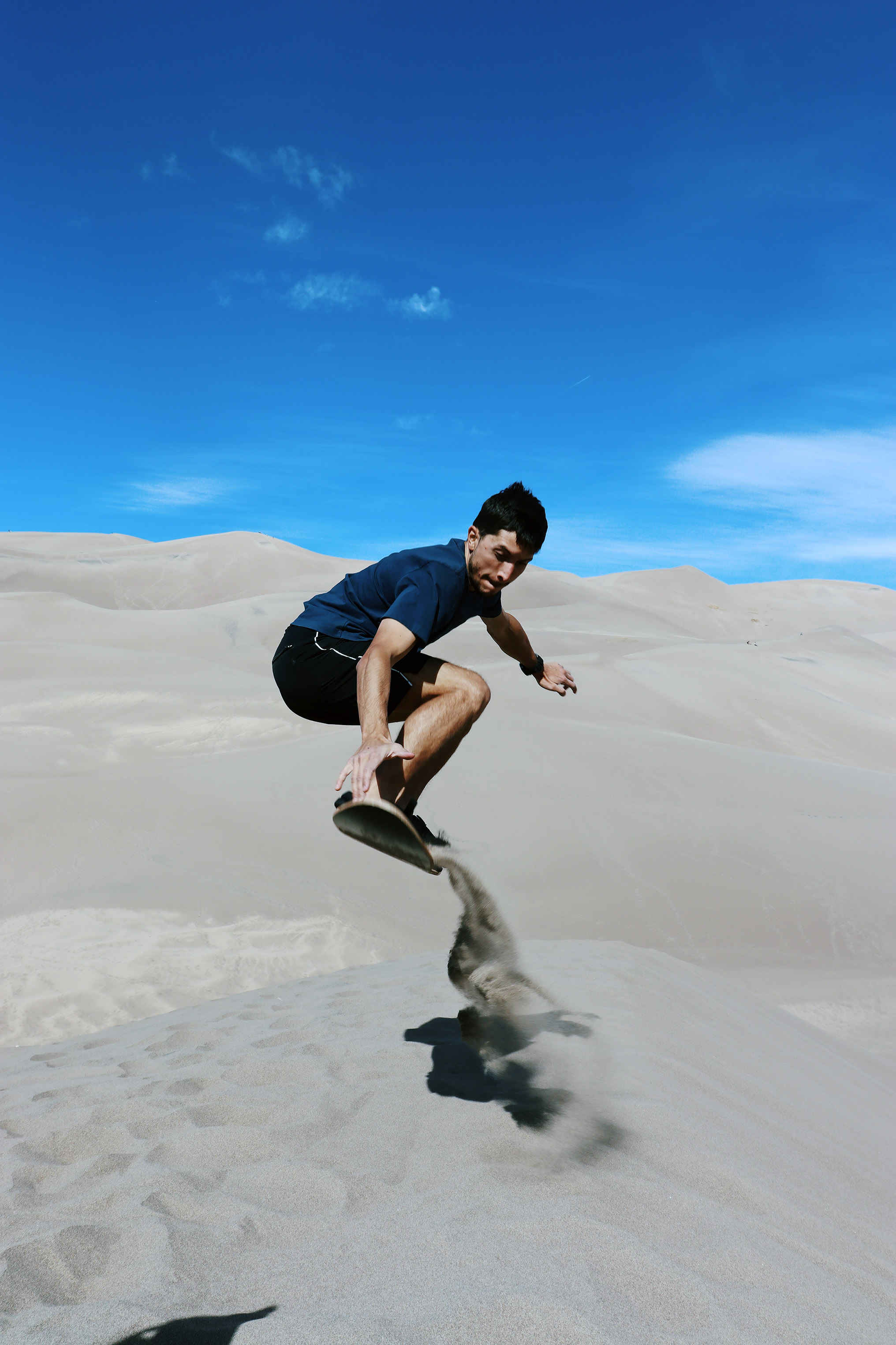 Madi Lynch won the Friends, Family & Fun category for this photo taken in Great Sand Dunes National Park and Preserve in southern Colorado.