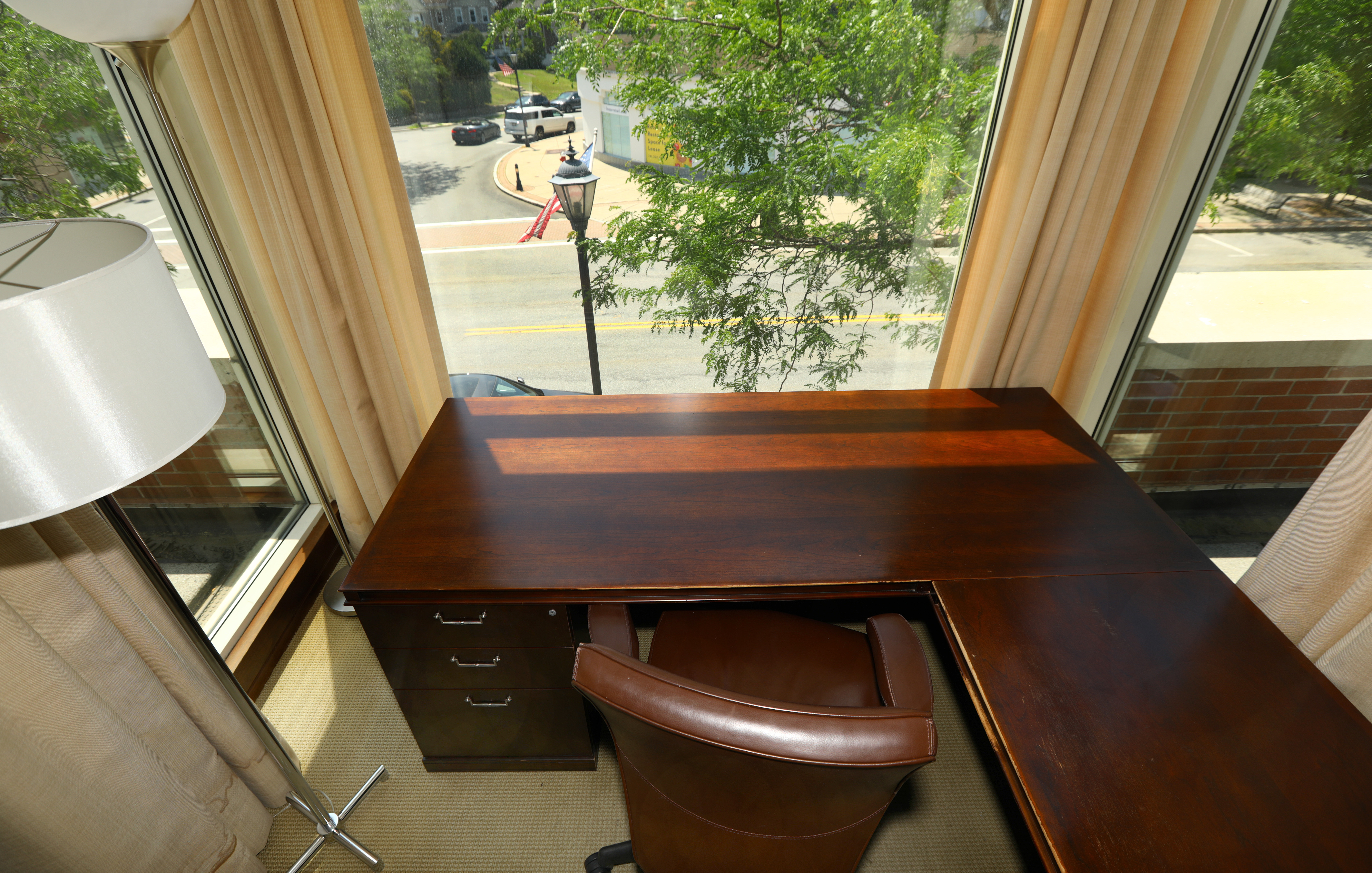 At LocalWorks in Wellesley, people can rent space instead of working from home.