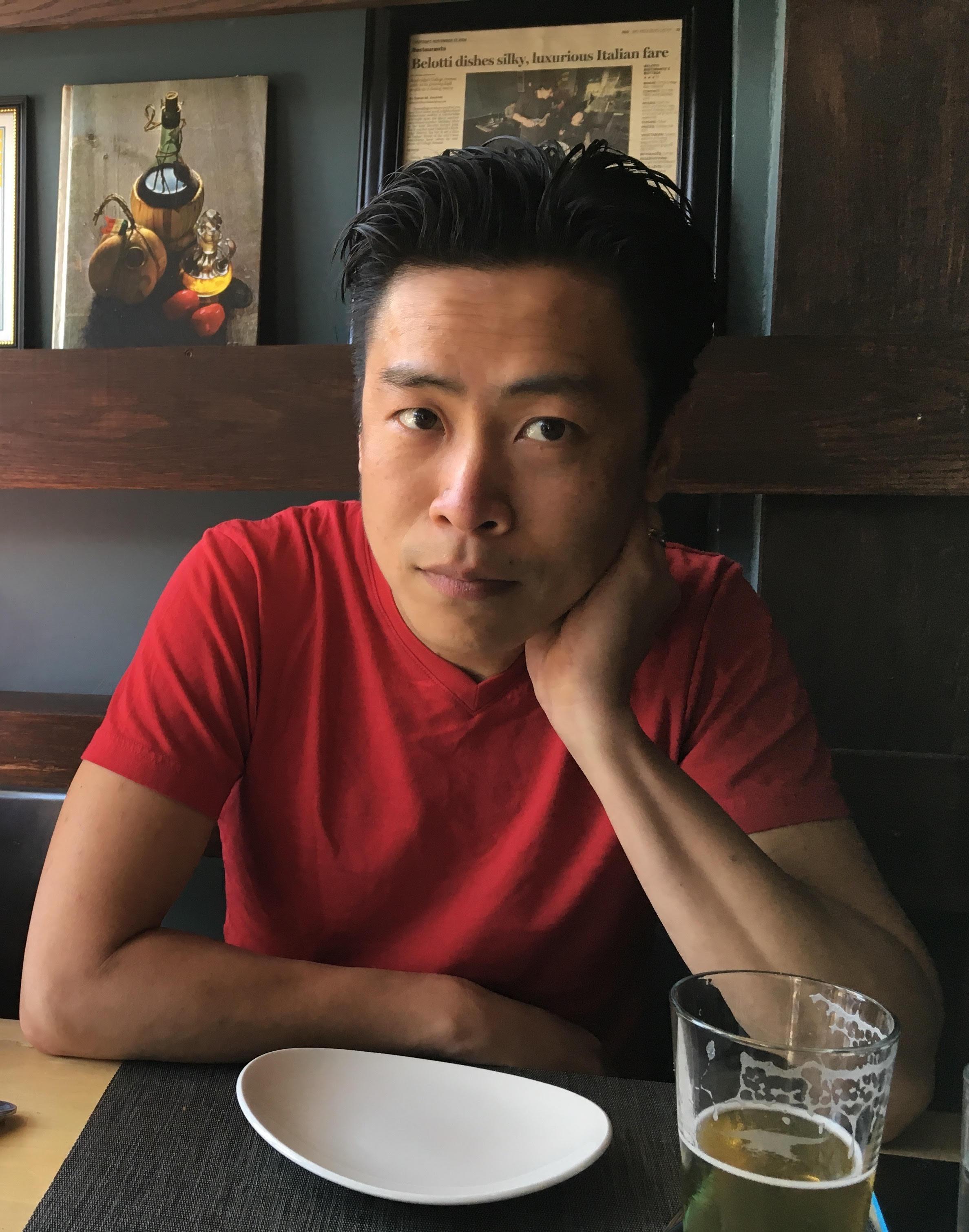 Restaurateur Tse Wei Lim of Cambridge.