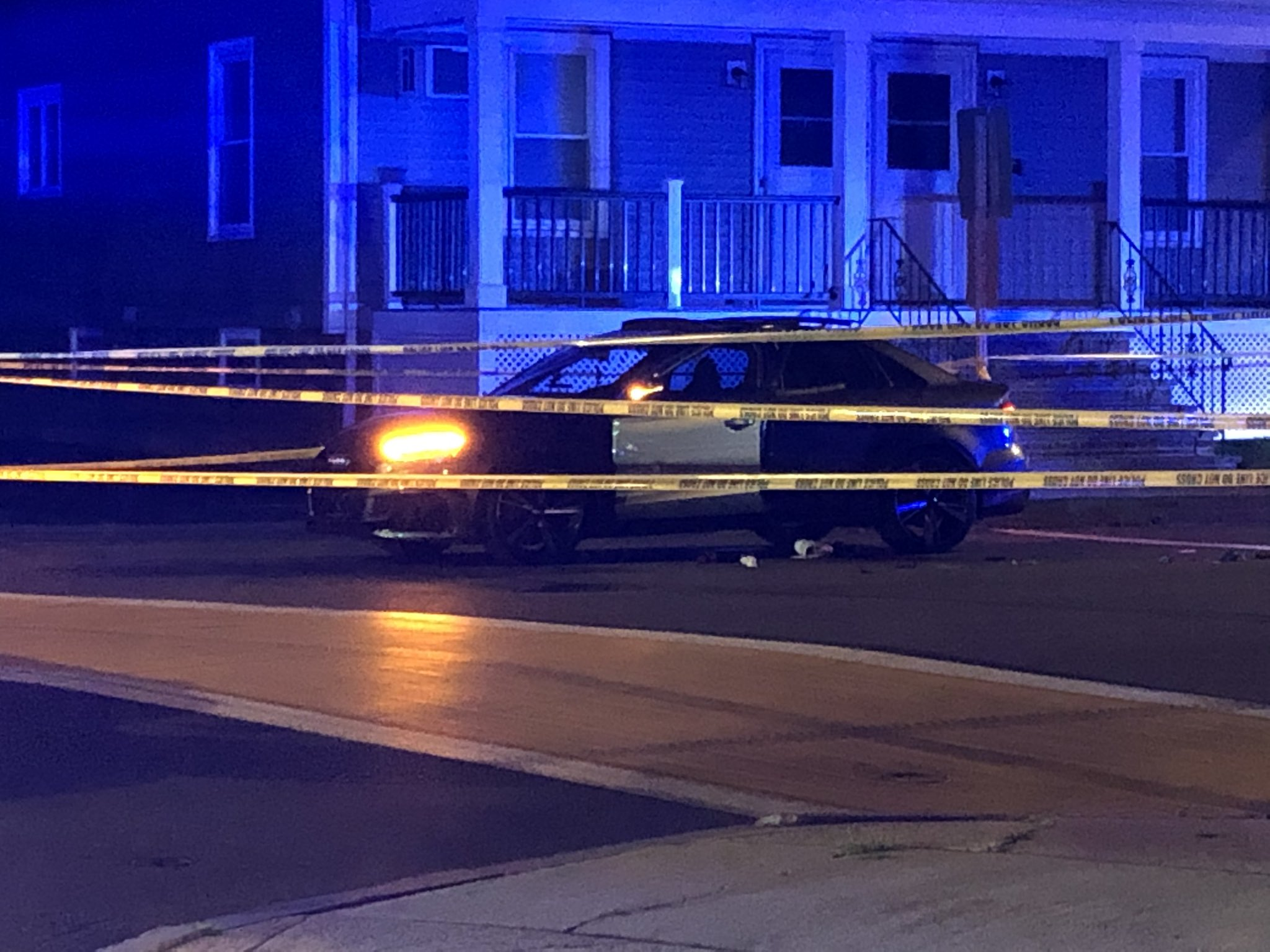 Witness: Two people shot in Peabody, police investigate two crime scenes