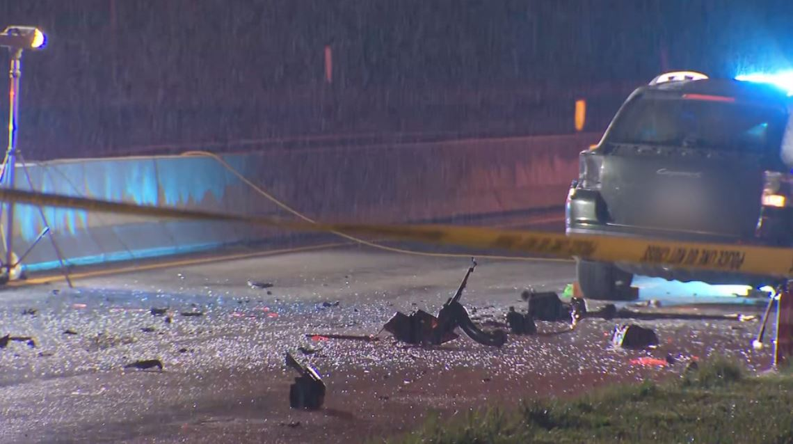 Deadly crash shuts down Route 837 in Duquesne