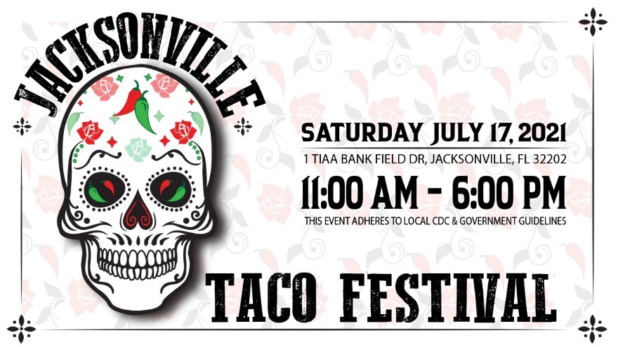 Taco festival coming to Jacksonville's TIAA Bank Field in July