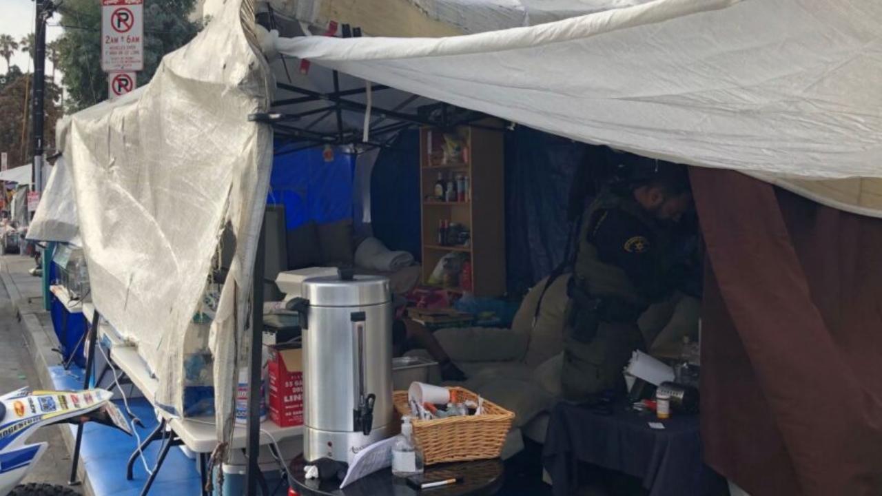 Deputies: California man posed as homeless advocate to sell drugs
