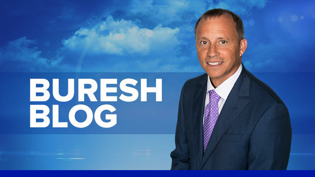 Buresh Blog: Updated seasonal hurricane forecast... Hail!.... July rainfall
