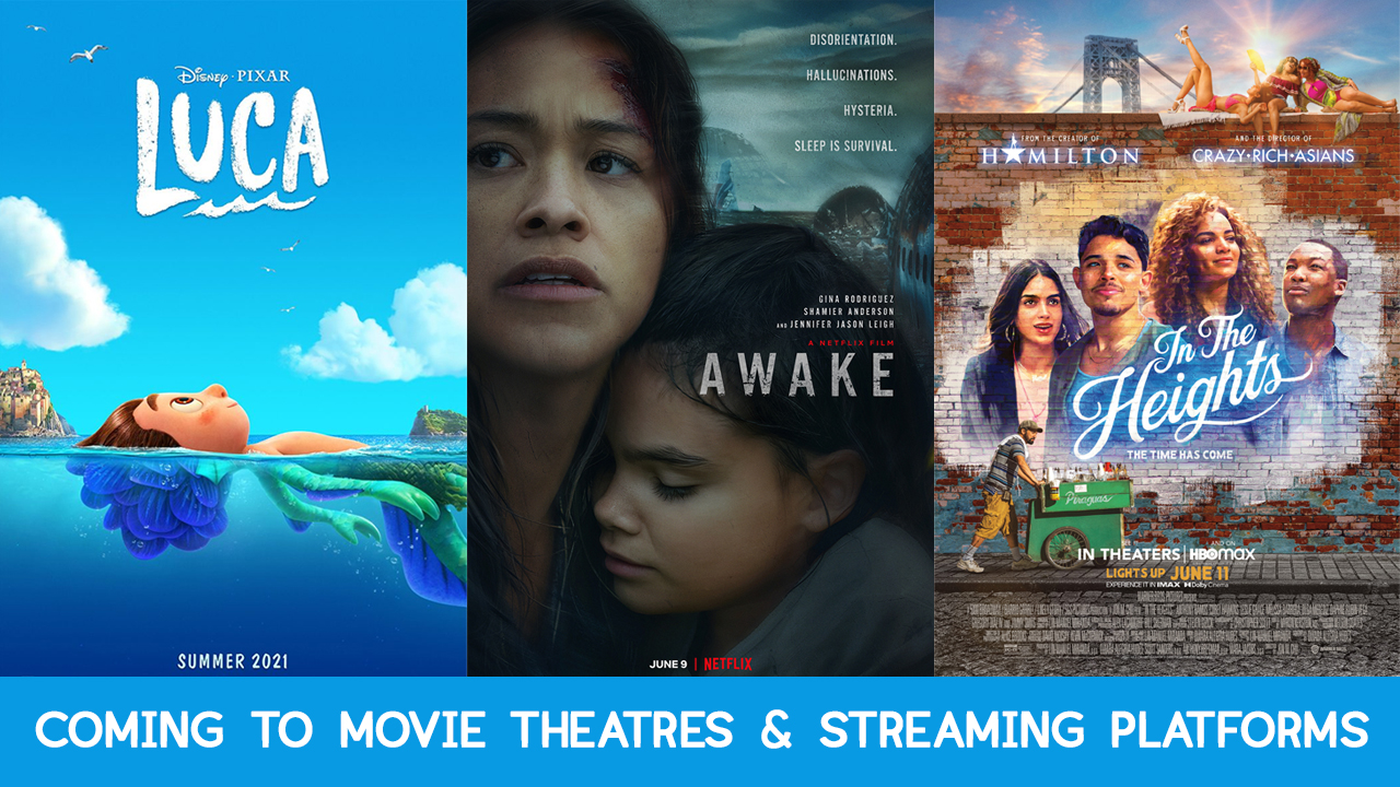 20 Movies Coming To Movie Theatres & Streaming Platforms in June ...