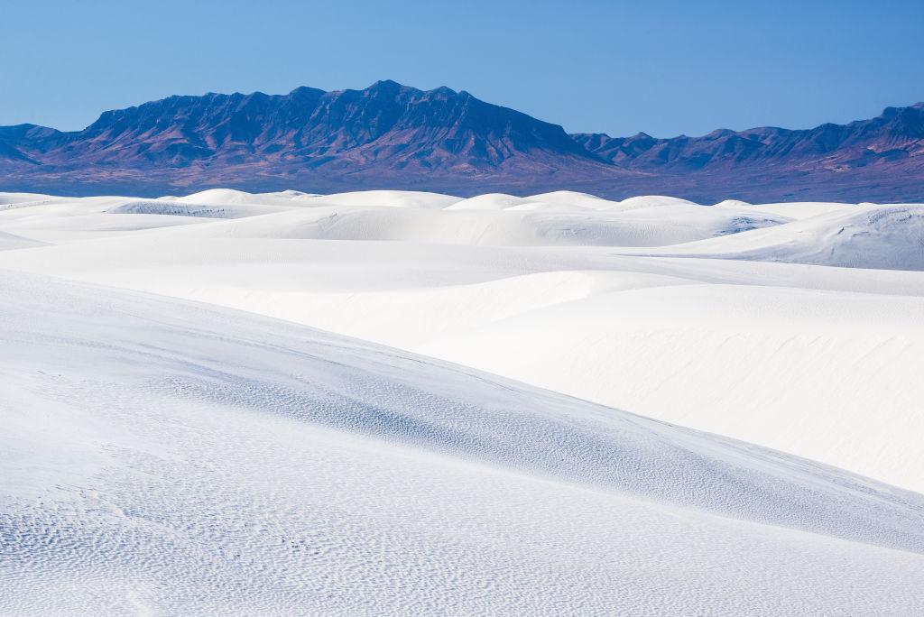 Hiker, 63, found dead at White Sands National Park