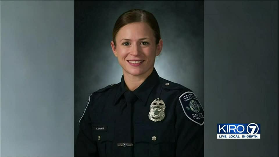 SPD announces public memorial service plans for Officer Lexi Harris