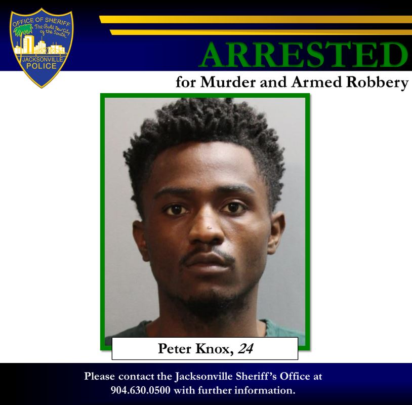 JSO: Jacksonville man arrested for gas station murder, two suspects still wanted