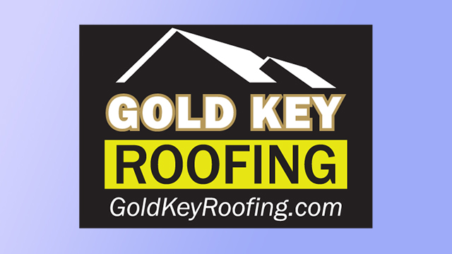 Gold Key Roofing Sponsorship
