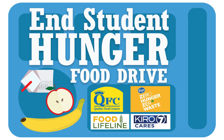 End Student Hunger Food Drive