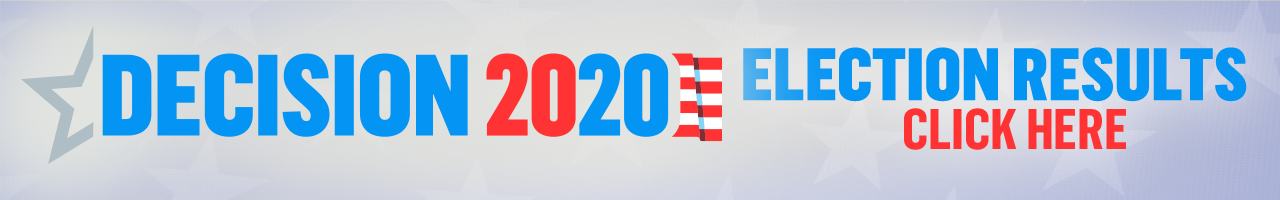 Decision 2020 Election Results Click Here image