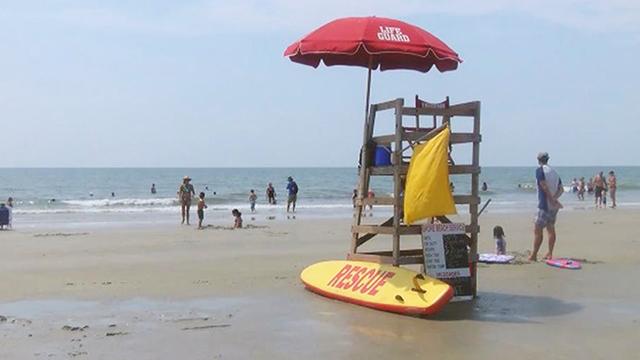 Lifeguard flown to hospital after shark attack on Hilton Head Island