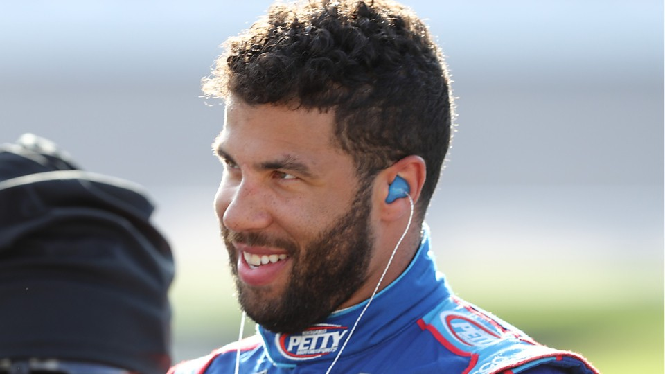 Bubba Wallace talks remaking the rules in NASCAR
