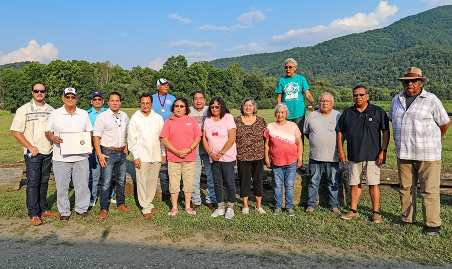Cherokee Nation, Eastern Band of Cherokee Indians gather to preserve culture, language
