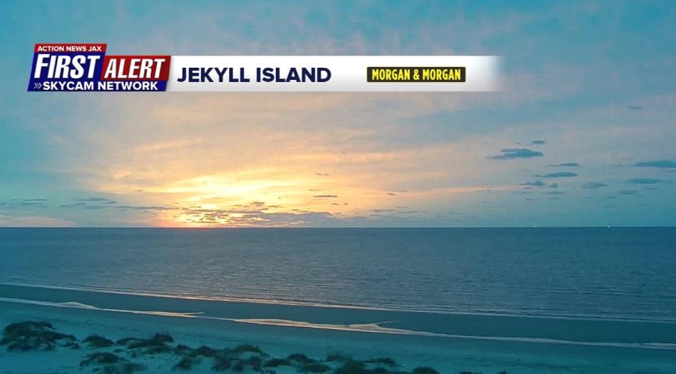 First Alert Skycam Network - Jekyll Island