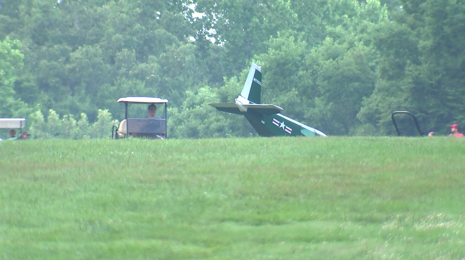 Pilot walks away from small plane crash in Catawba County, troopers say