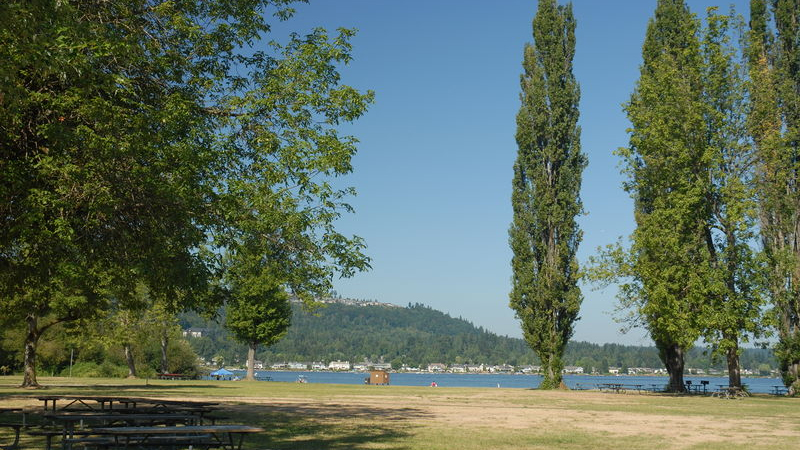 Body of paddleboarder recovered from Lake Sammamish