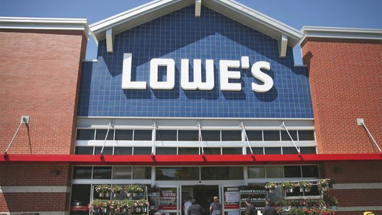 Lowe's CEO's compensation nearly doubles as pandemic sales soar
