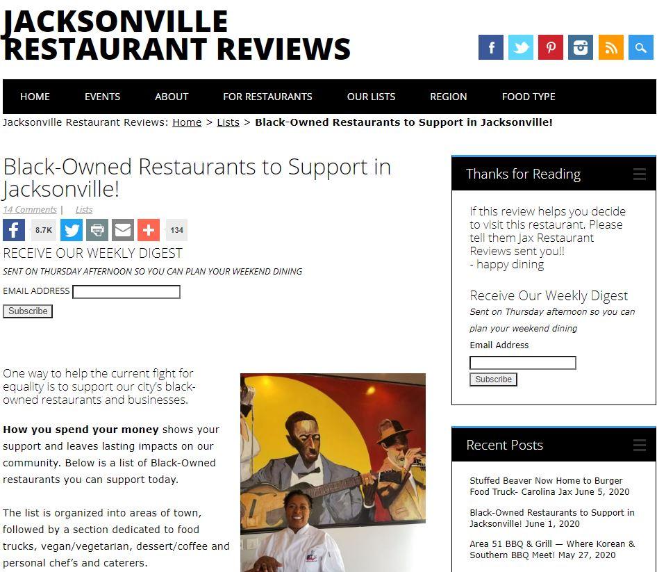 Action News Jax Local Organizations
