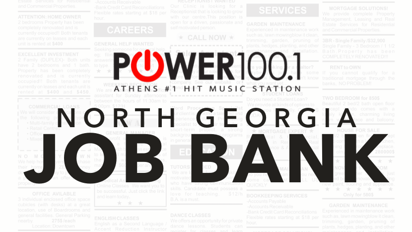 North Georgia Job Bank